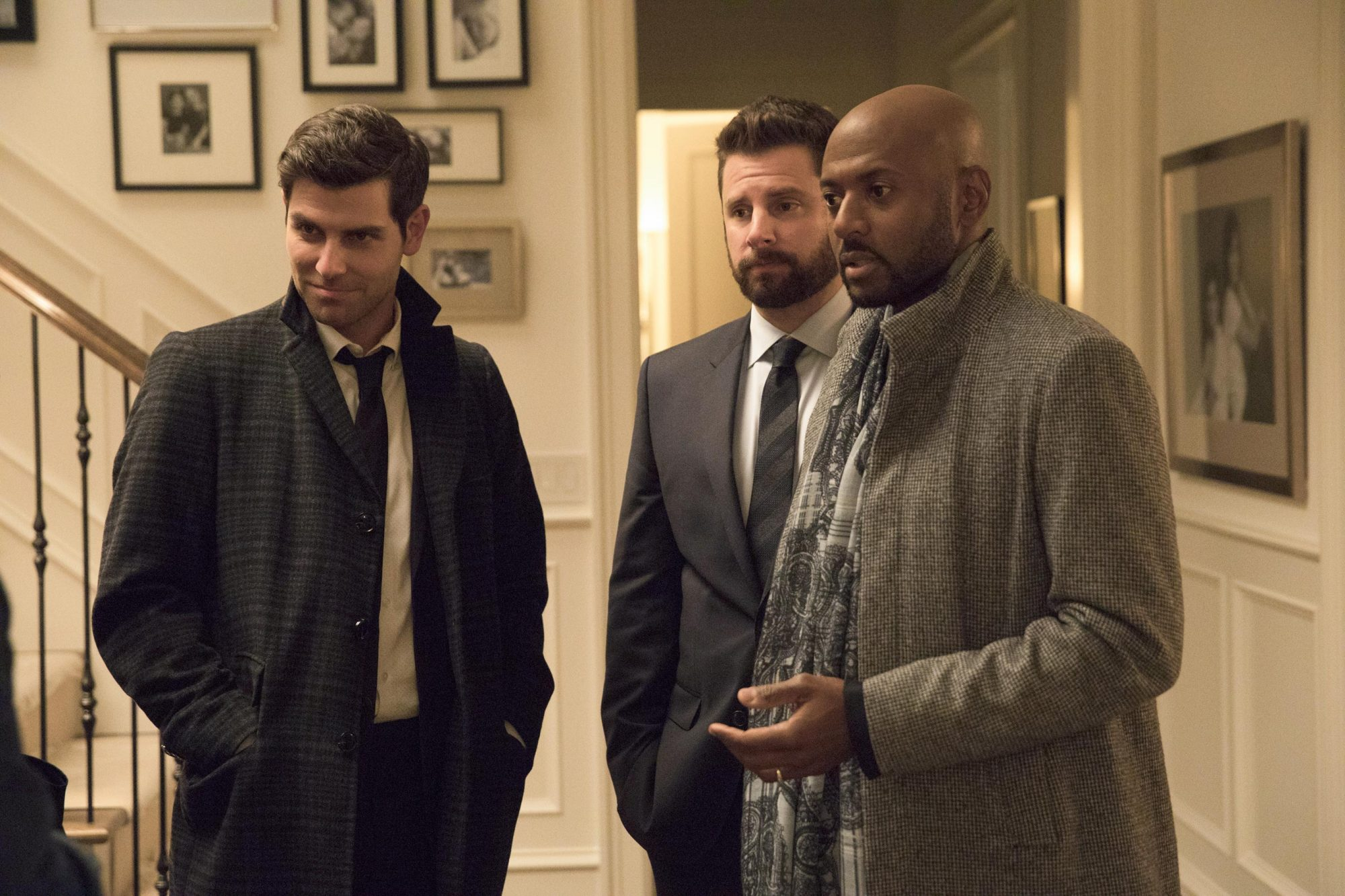 DAVID GIUNTOLI, JAMES RODAY, ROMANY MALCO JR