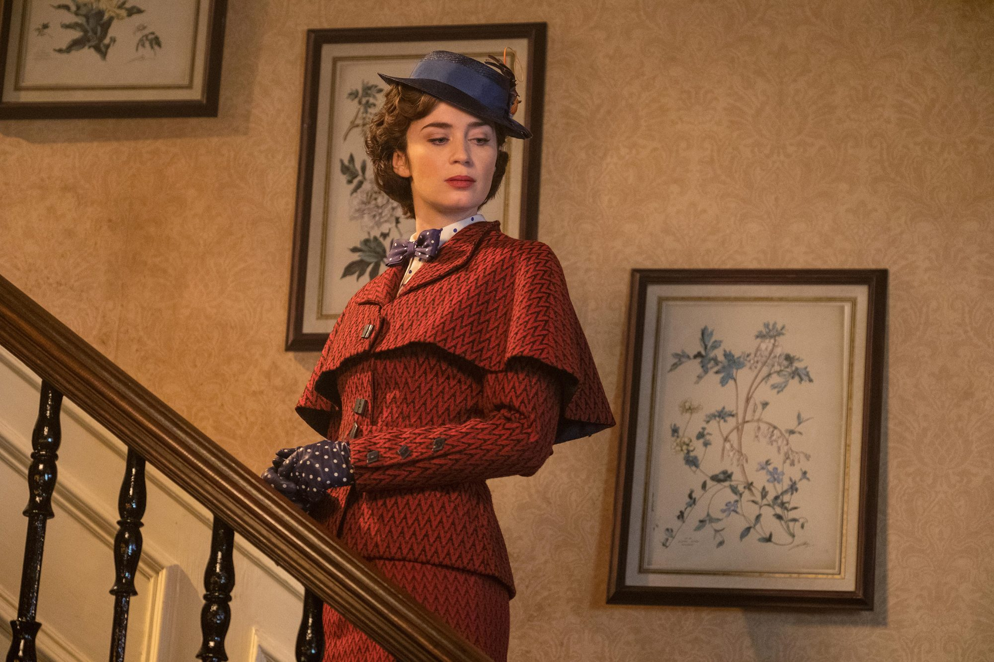 Mary Poppins Returns - Best Picture, Best Actress (Emily Blunt)