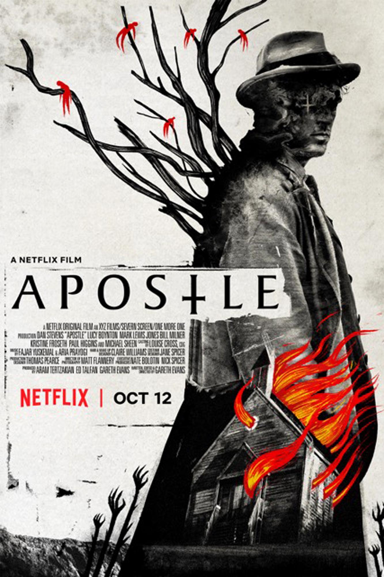 ApostleCredit: Netflix
