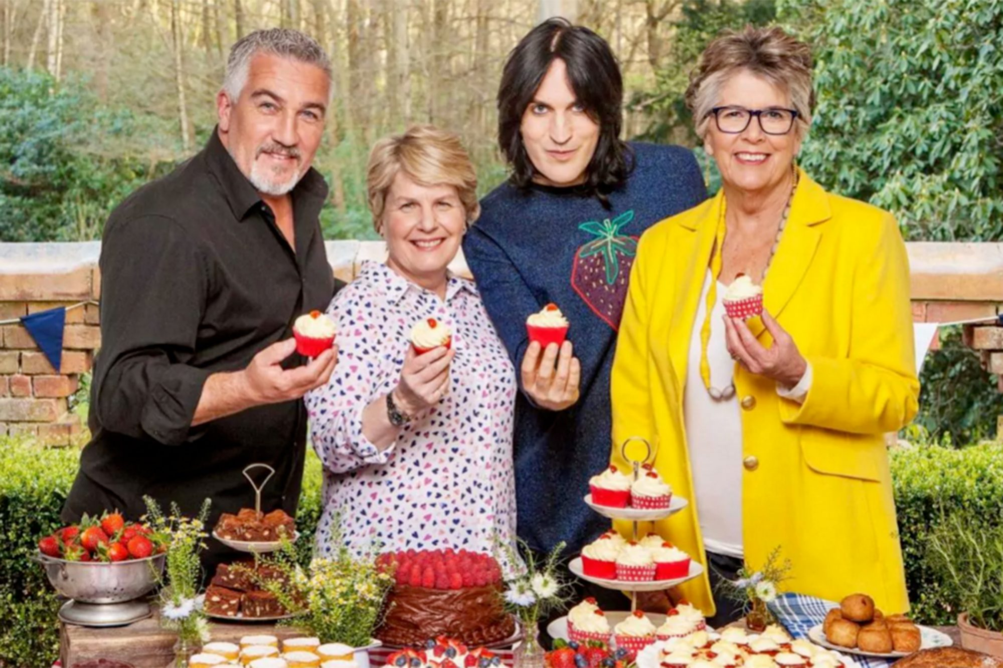 How 'The Great British Baking Show' has changed with its new hosts