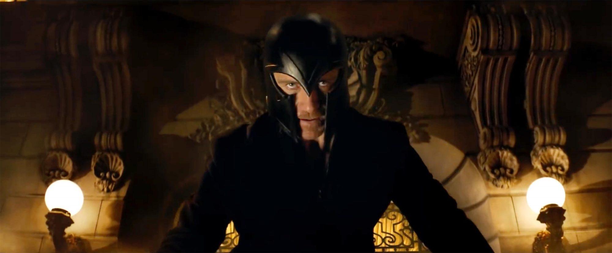 Magneto's back