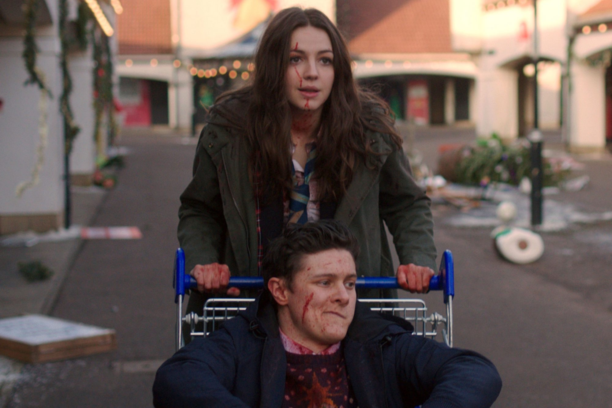 Ella Hunt & Malcolm Cumming star in Orion Pictures ANNA AND THE APOCALYPSE