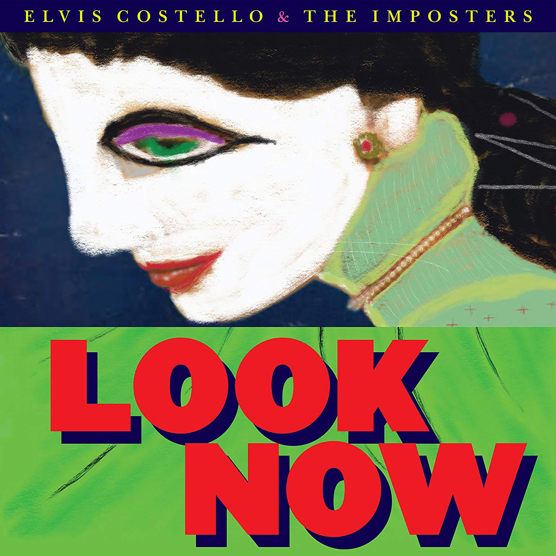 Elvis Costello & the Imposters, Look NowCR: Concord Records