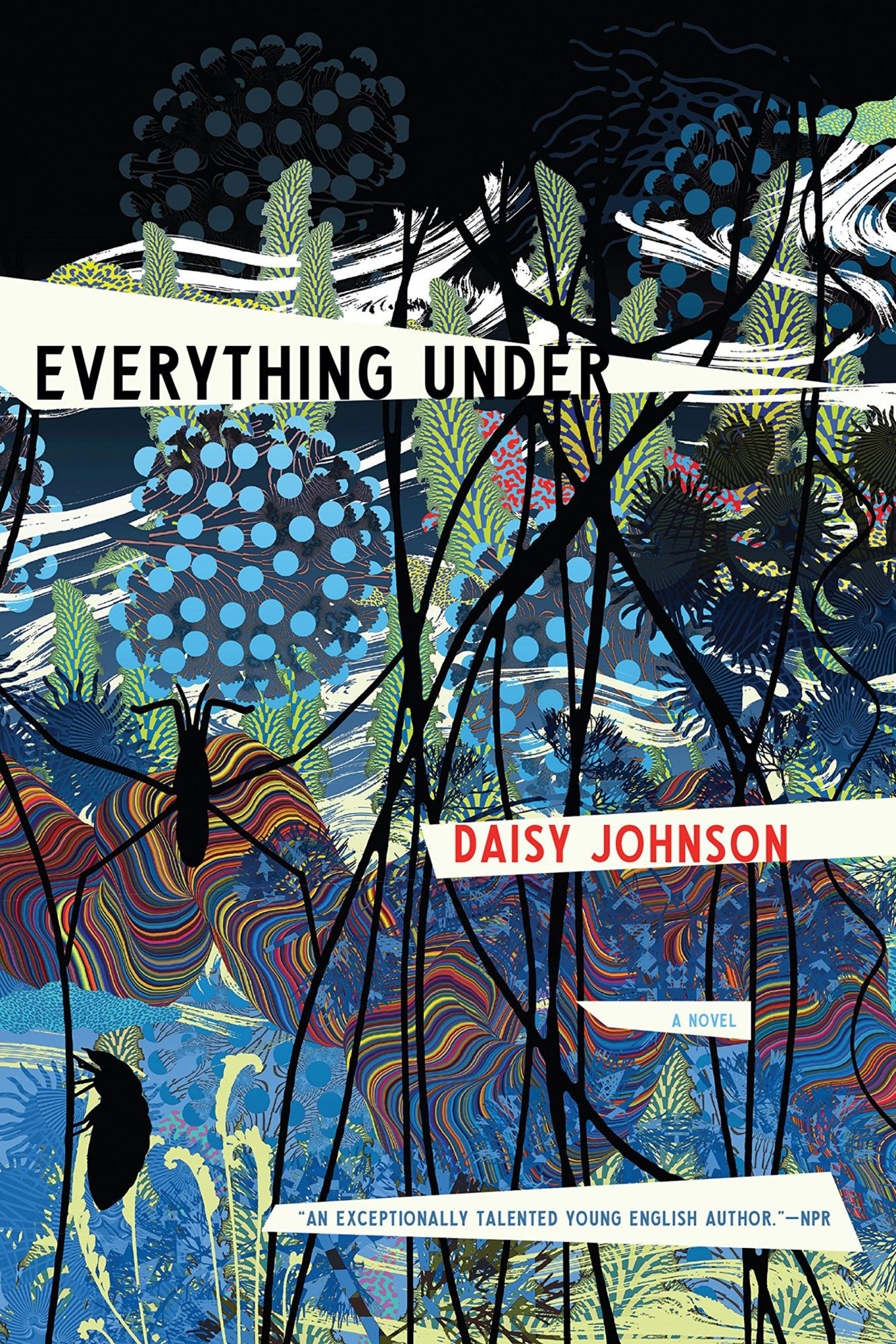 Everything Under by Daisy JohnsonCredit: Jonathan Cape Ltd