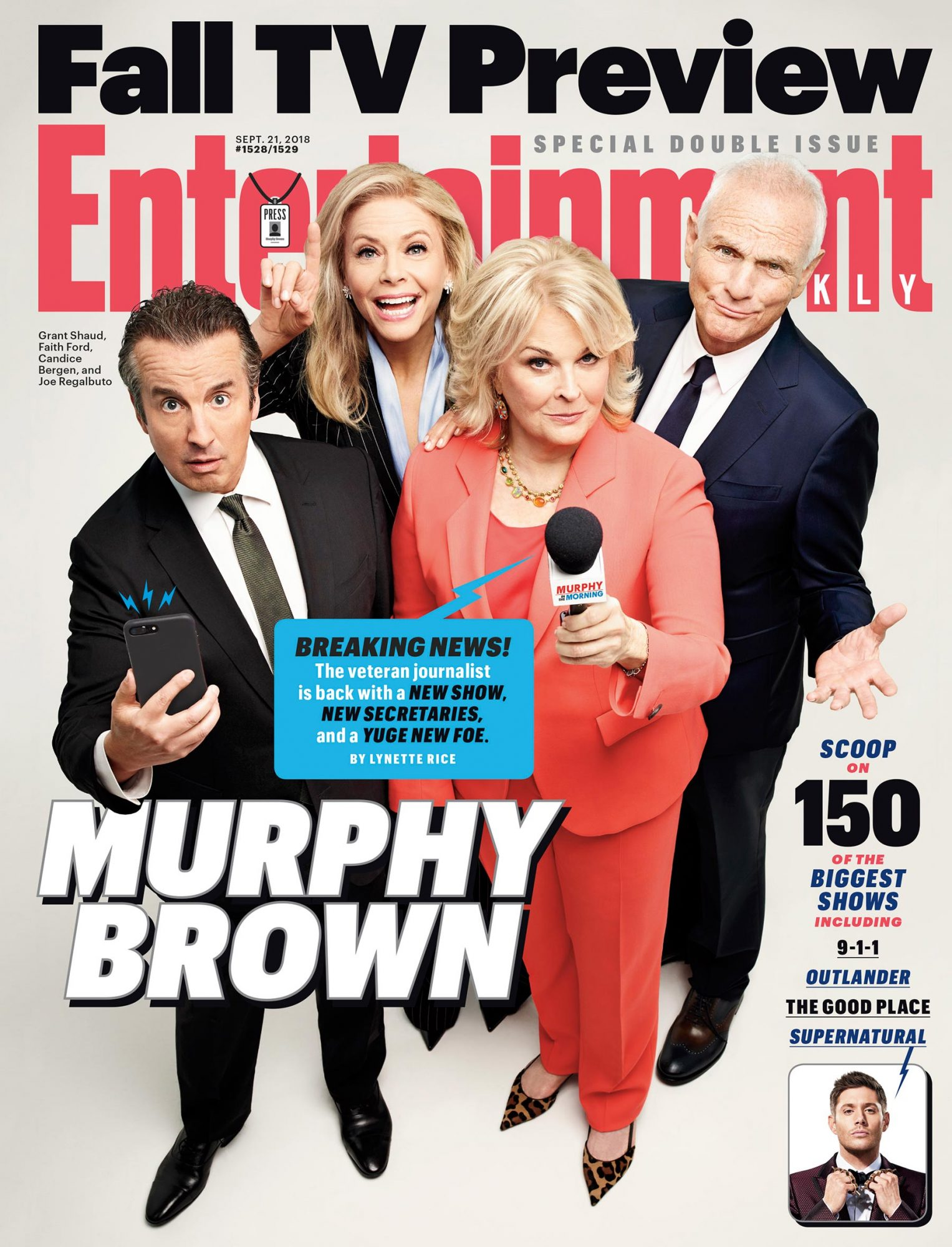 The return of Murphy Brown