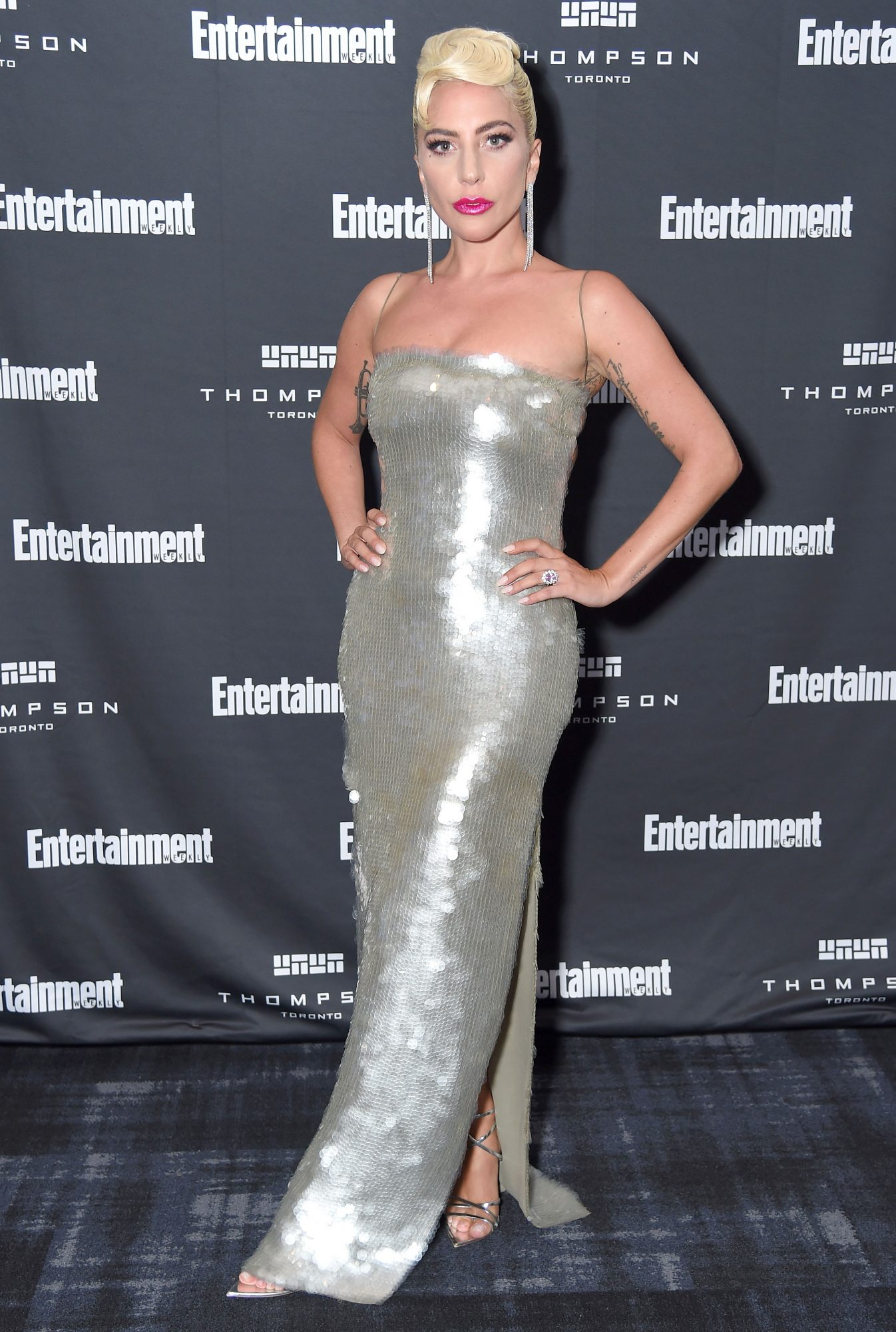 At EW's Must List party at the Toronto International Film Festival — Sept. 8, 2018