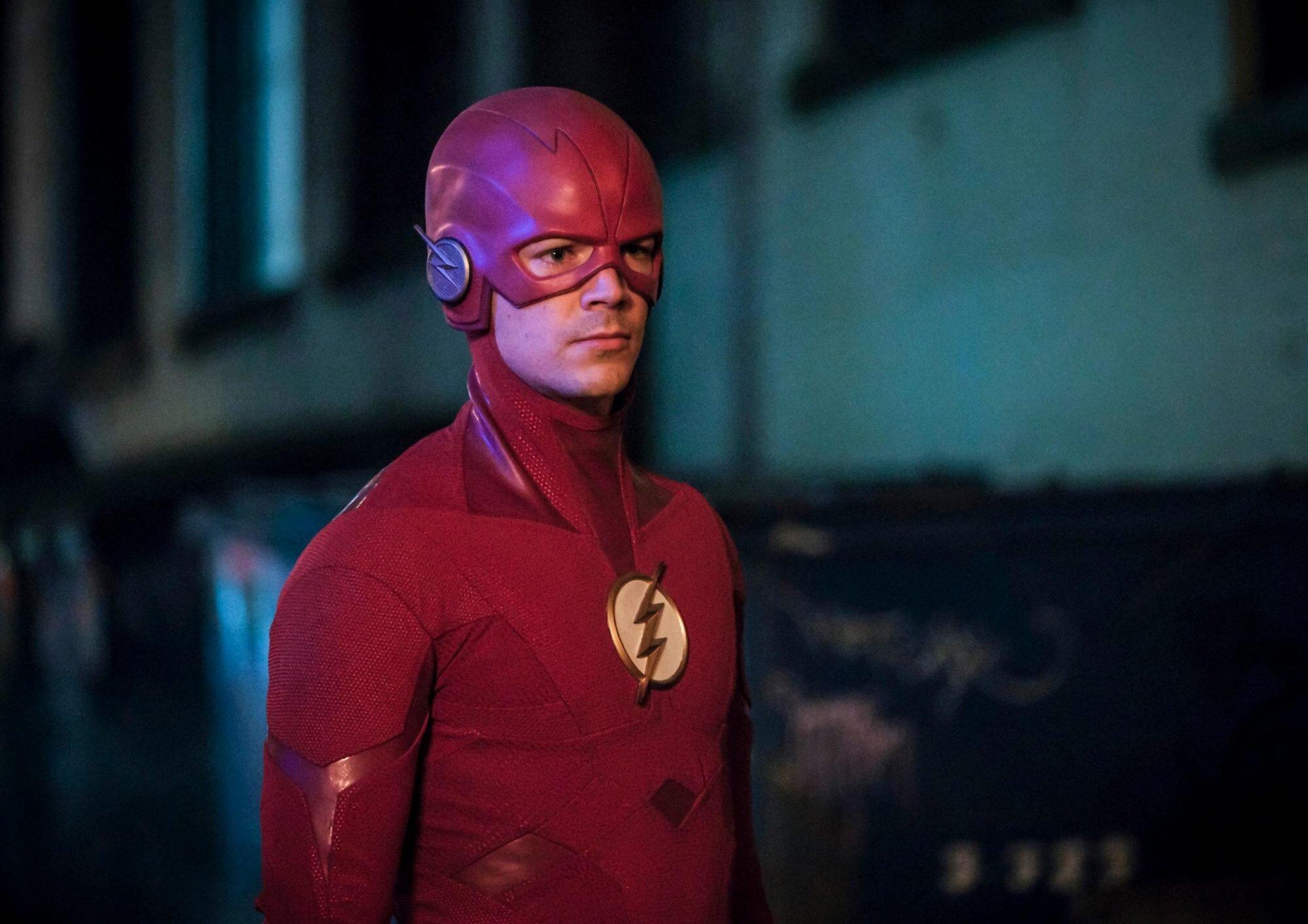 The Flash Recap Season 5 Episode 16 Ew Com