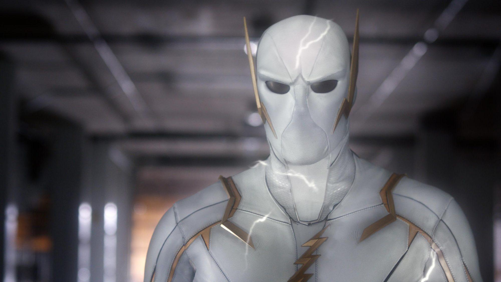 The Flash Godspeed