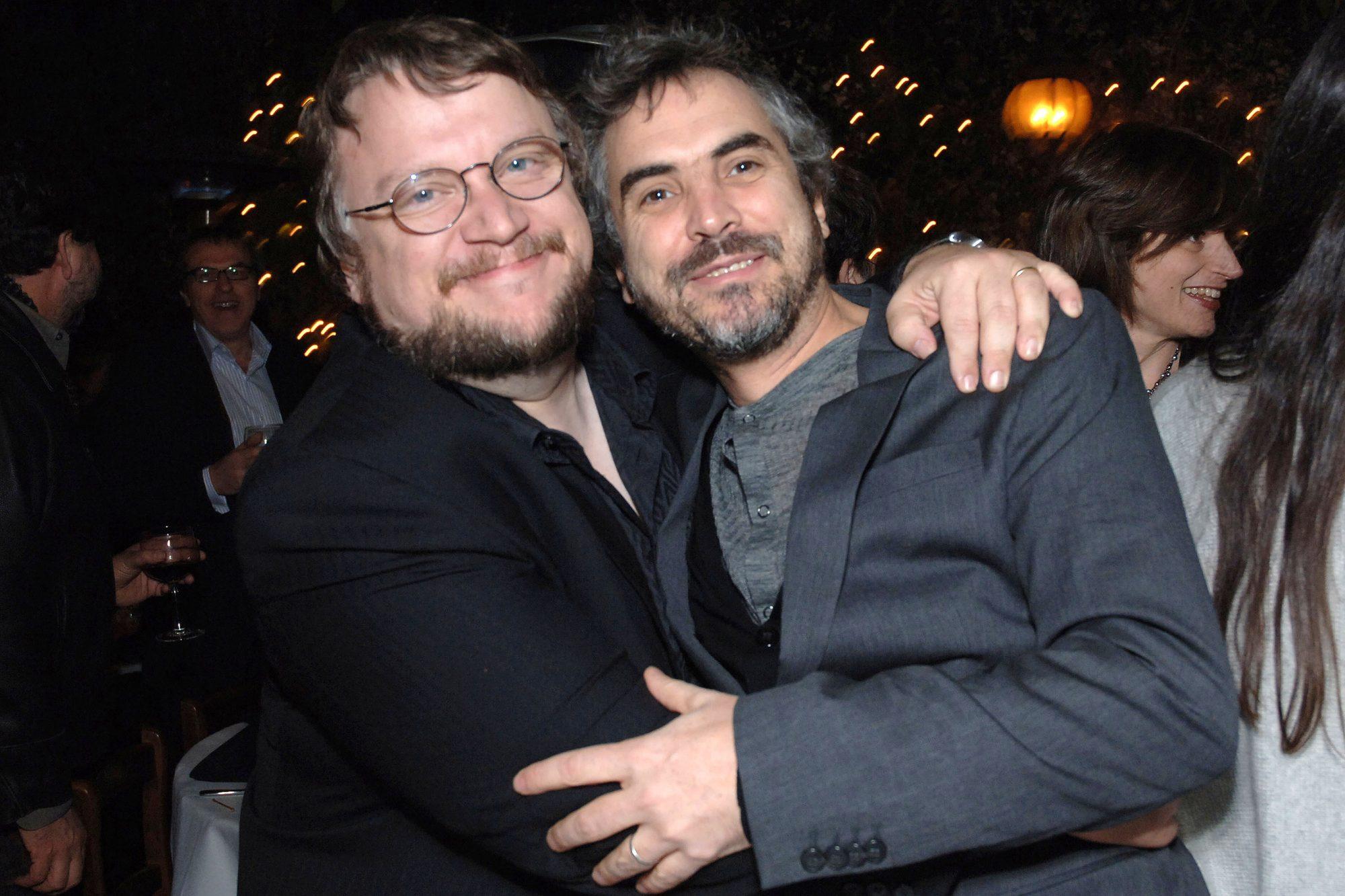 Dinner for Guillermo Del Toro