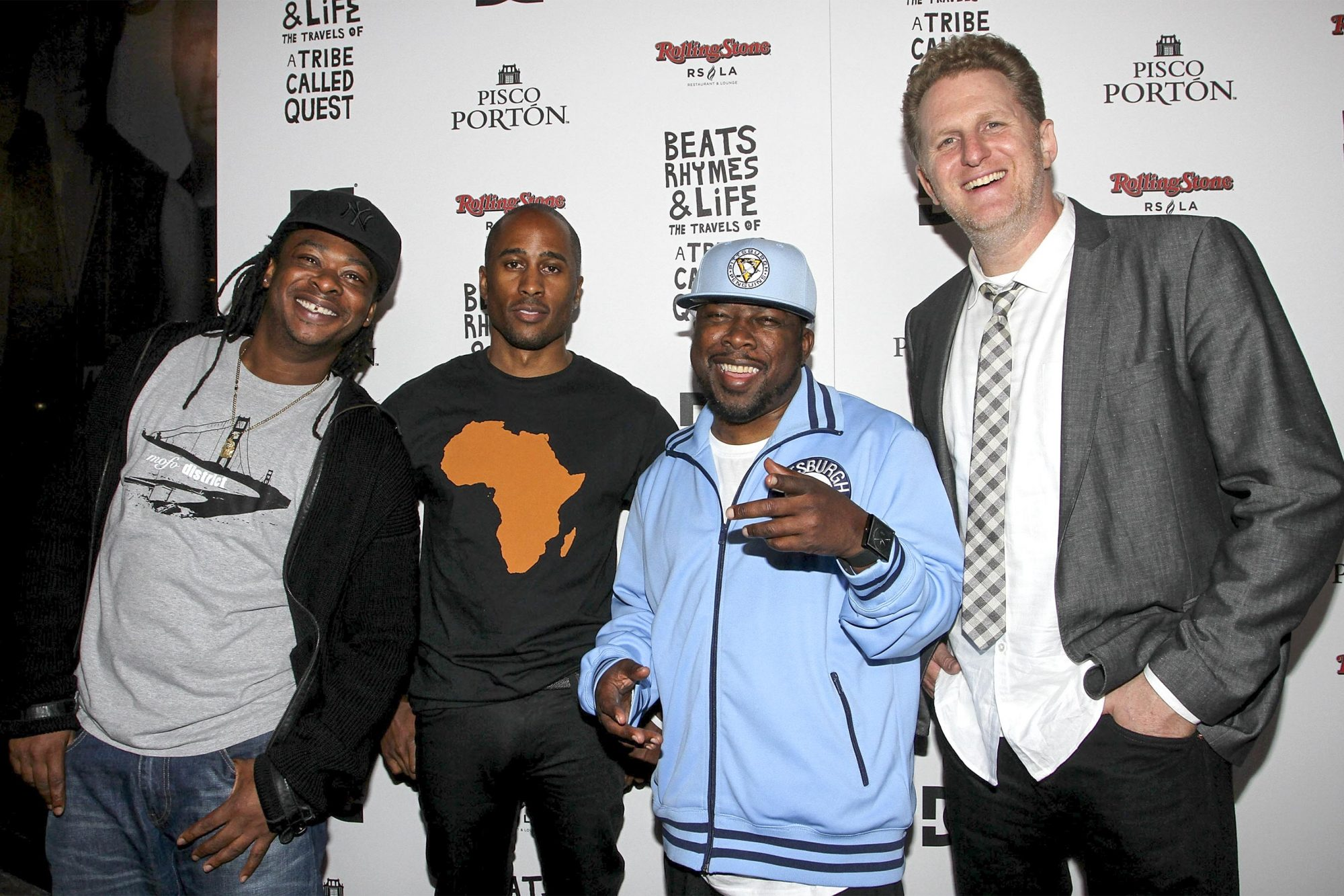 "Los Angeles Premiere of ""Beats, Rhymes, & Life: The Travels Of A Tribe Called Quest"" - After Party"