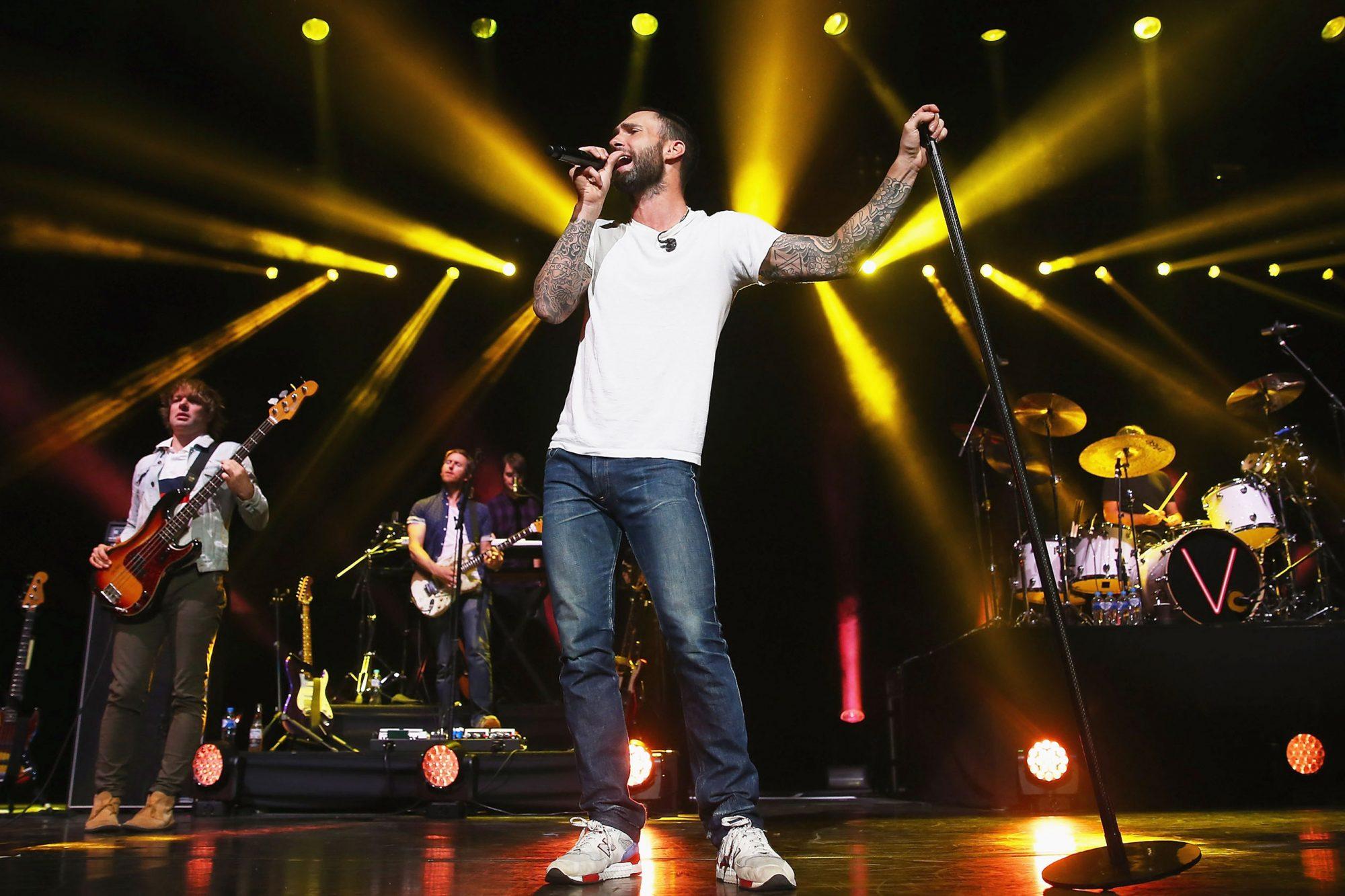 Maroon 5 Australian Tour - Sydney