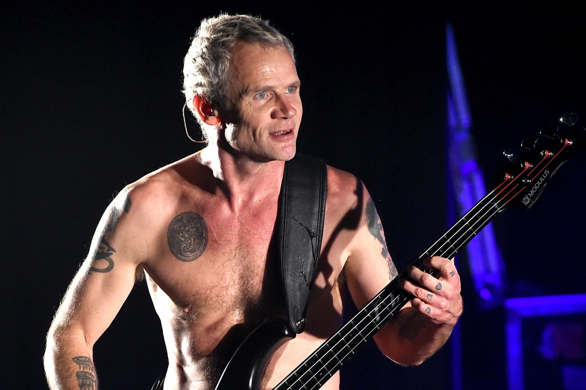 Red Hot Chili Peppers 'Feel The Bern' Concert To Benefit Presidential Candidate Bernie Sanders
