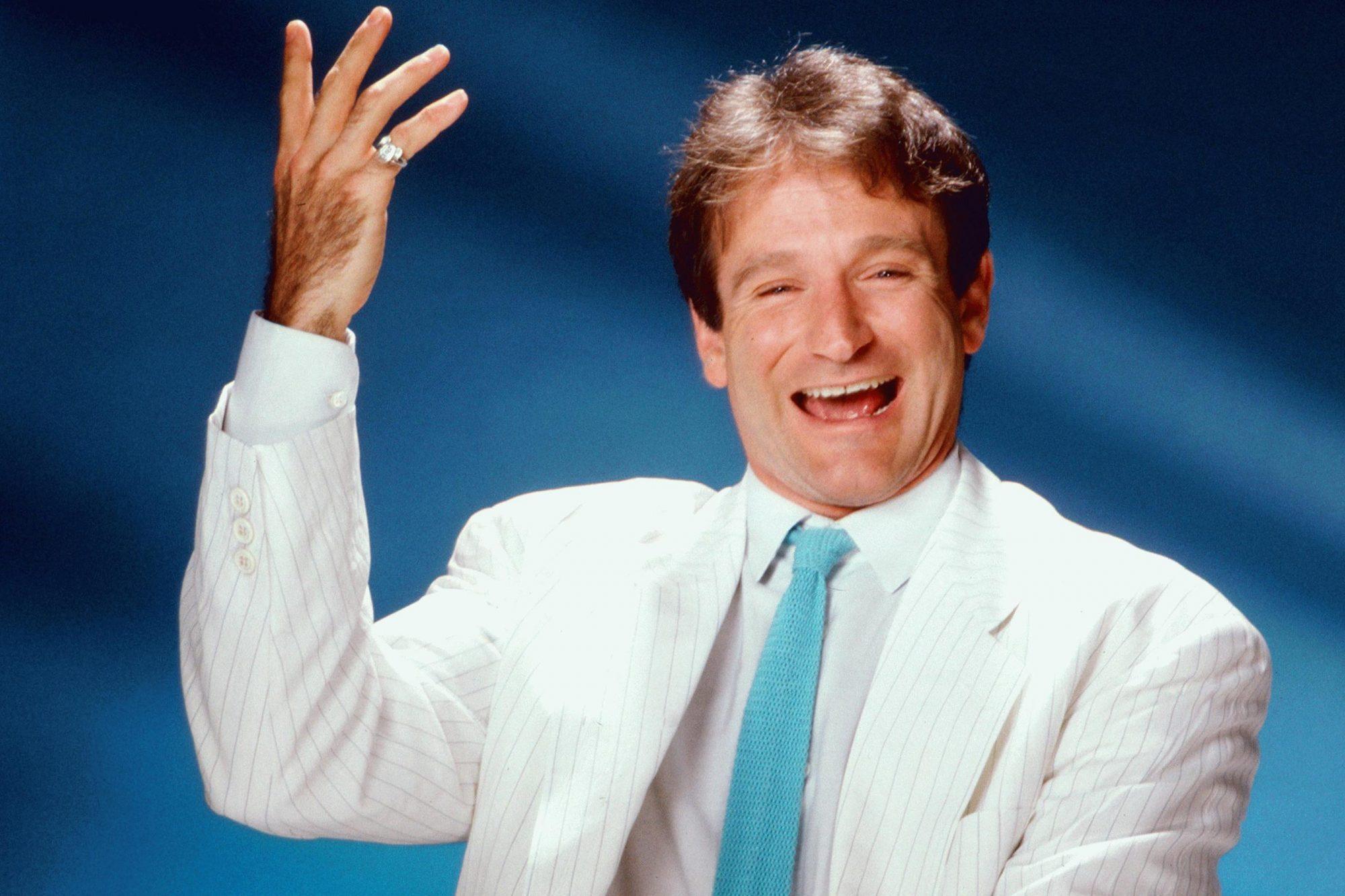 Robin Williams Portrait Session