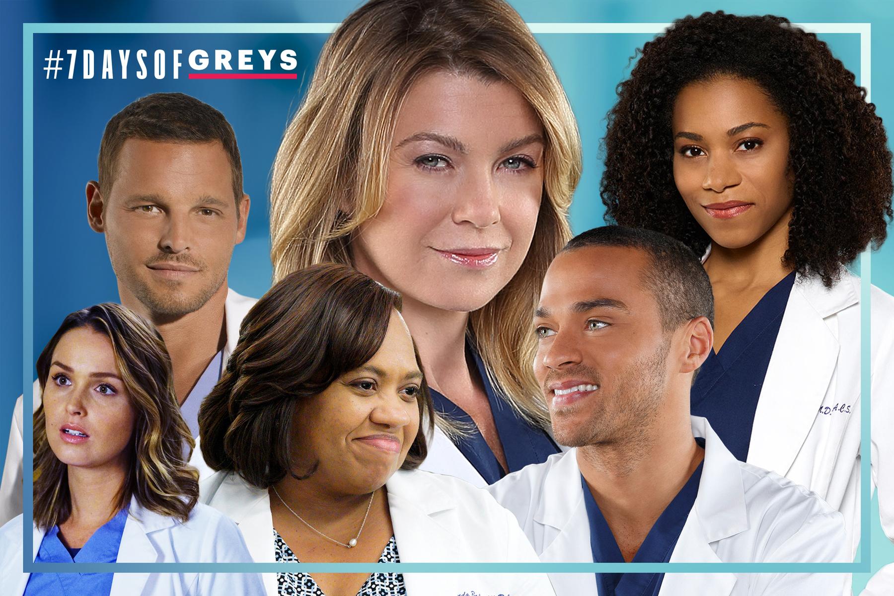 Grey's Anatomy gallery opener