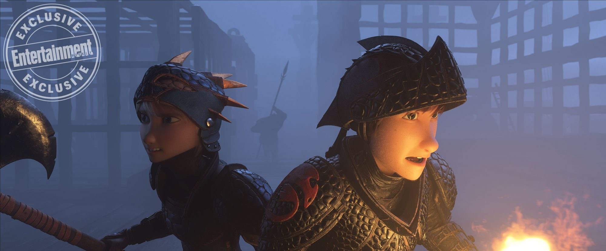 How to Train Your Dragon 3Credit: Dreamworks Animation