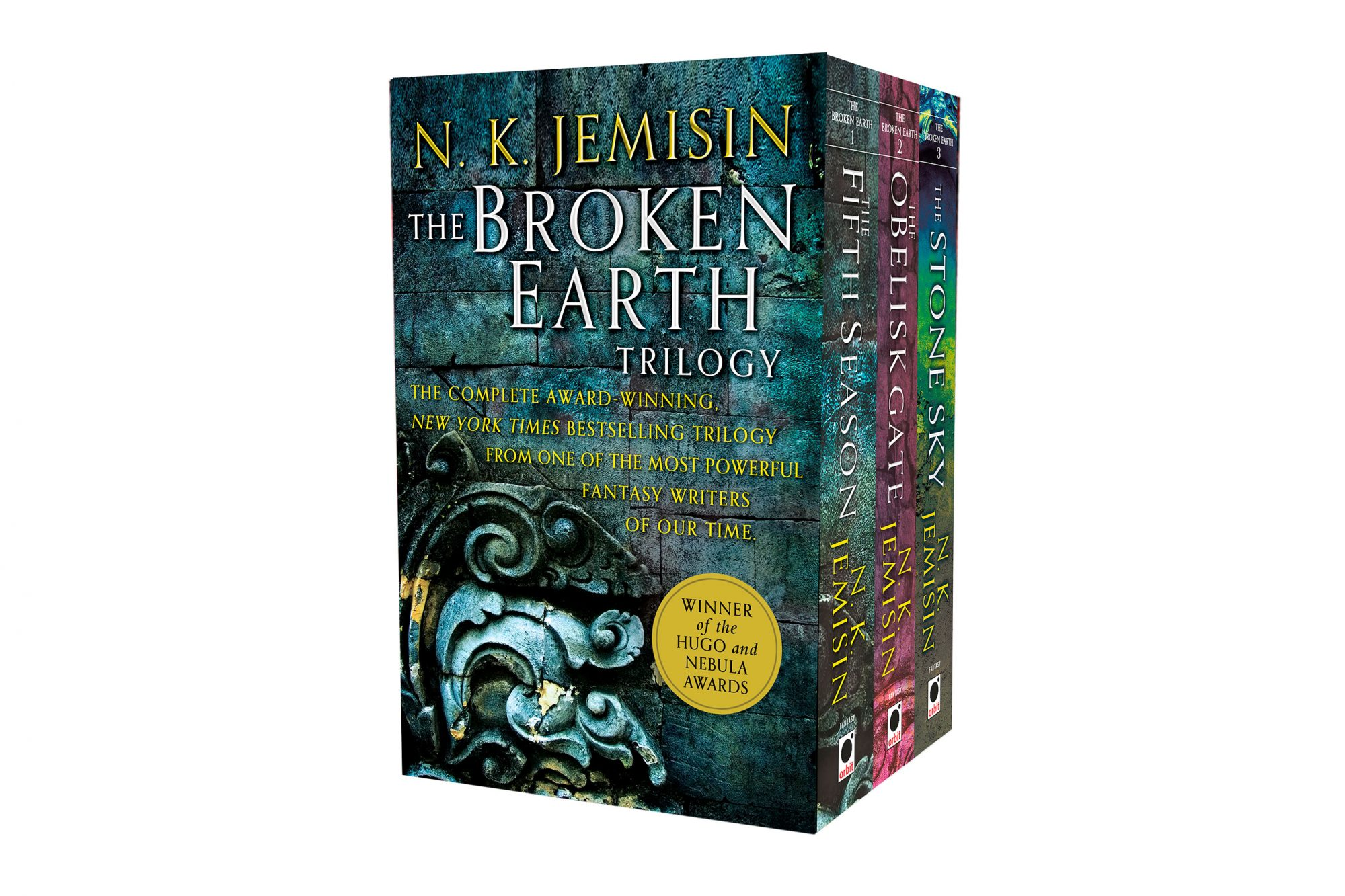 THE BROKEN EARTH TRILOGY (Box Set)N.K. Jemisin