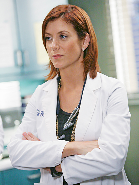 Dr. Addison Montgomery (Kate Walsh)