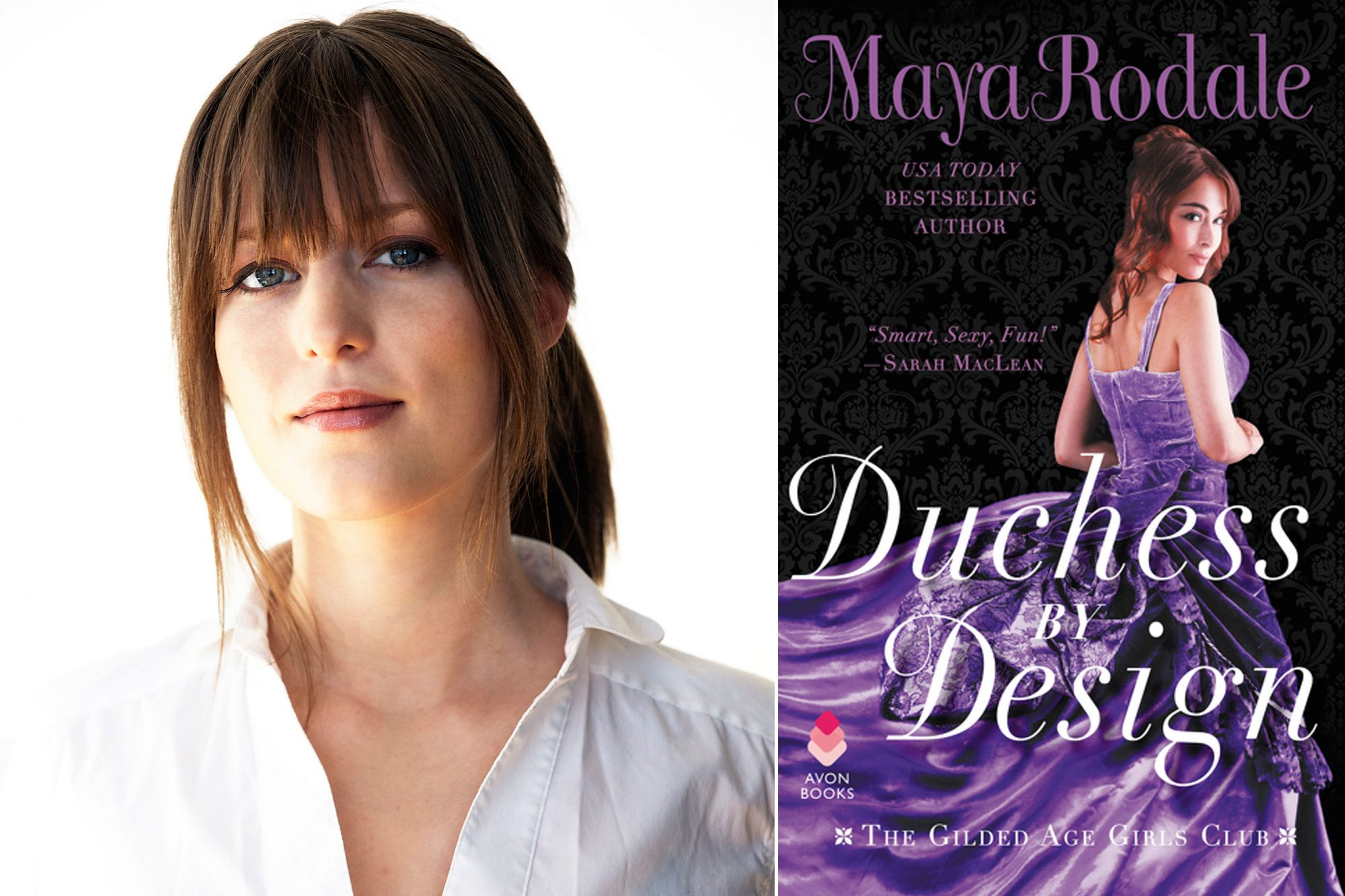 Maya Rodale Duchess By DesignCredit: Courtesy Avon Books