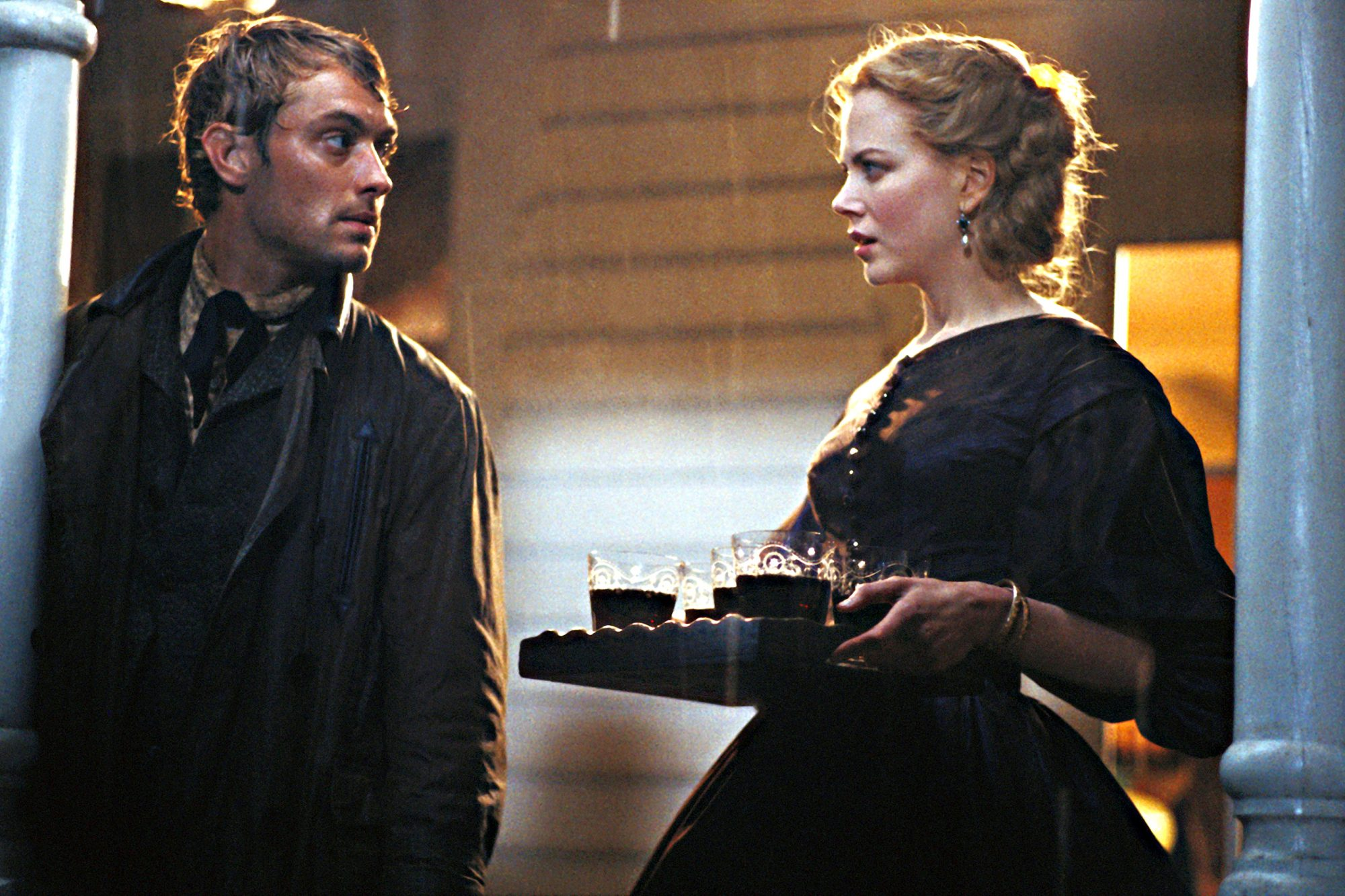 COLD MOUNTAIN, Jude Law, Nicole Kidman, 2003. (c) Miramax/Courtesy: Everett Collection.