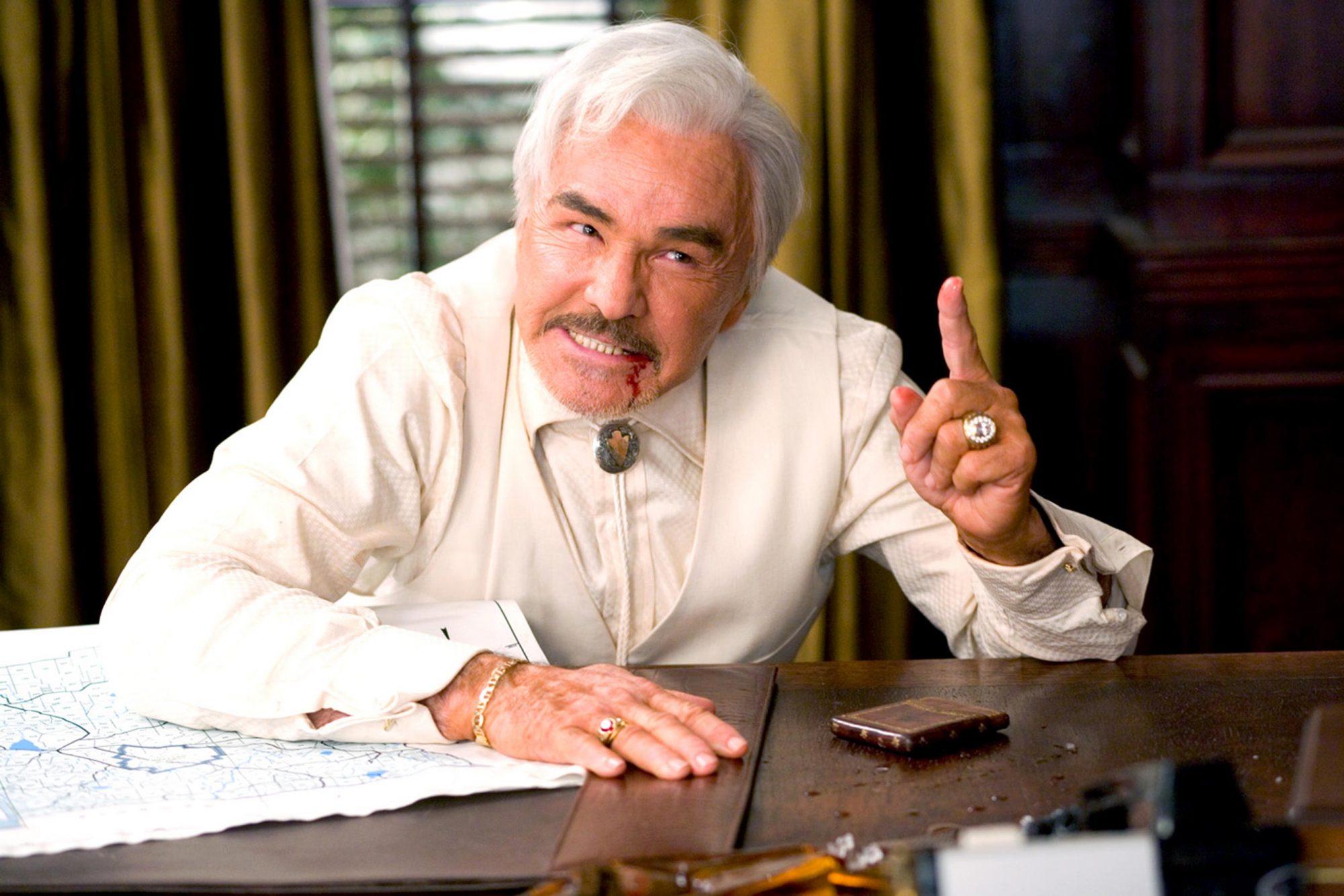 THE DUKES OF HAZZARD, Burt Reynolds, 2005, (c) Warner Brothers/courtesy Everett Collection