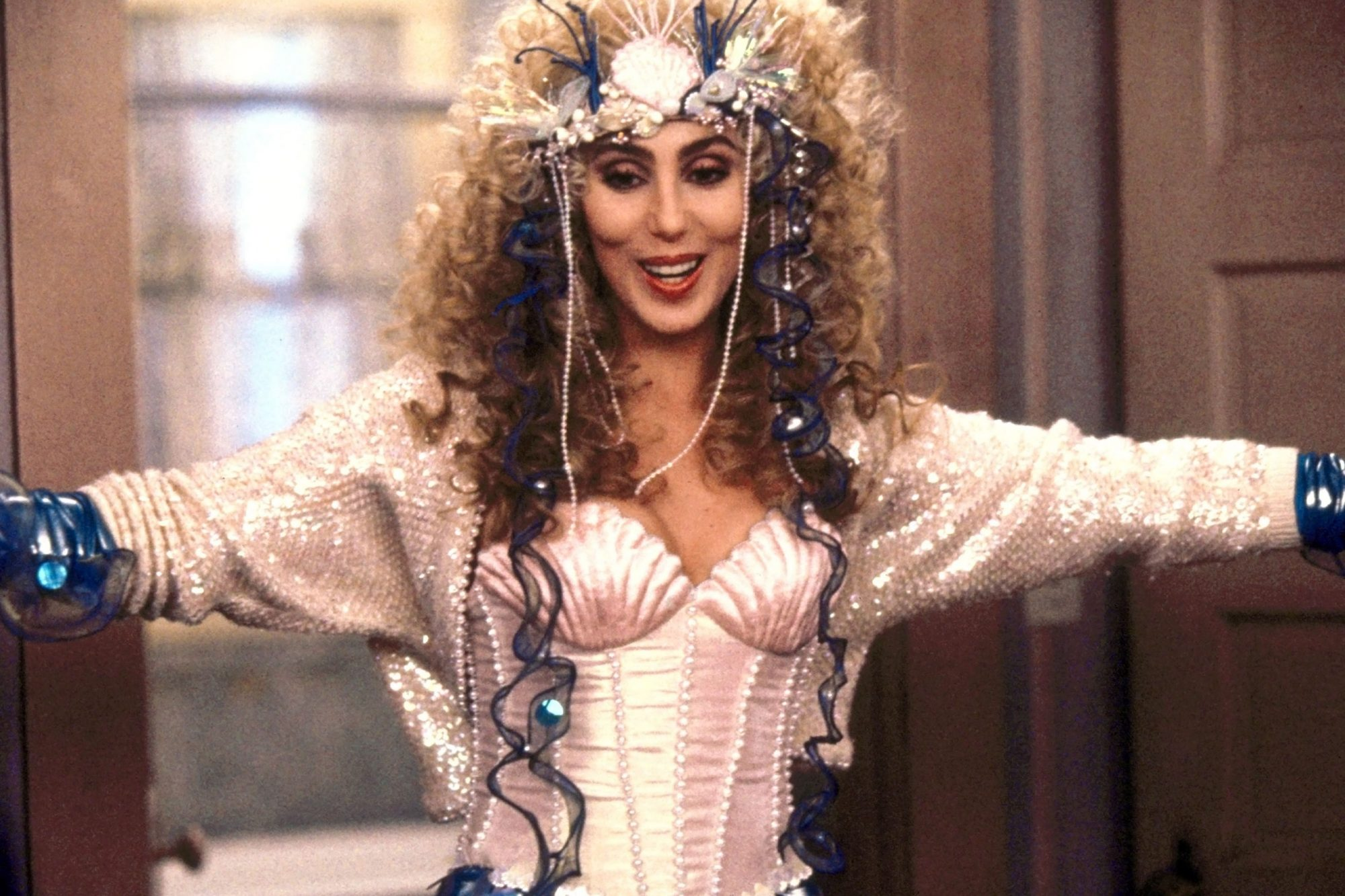 MERMAIDS, Cher, 1990, (c) Orion/courtesy Everett Collection