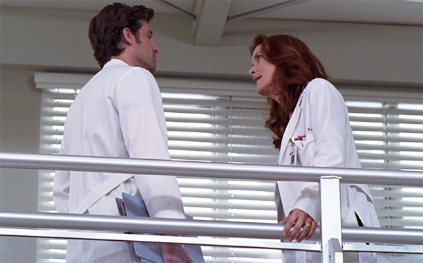 I'm Not Meredith Grey