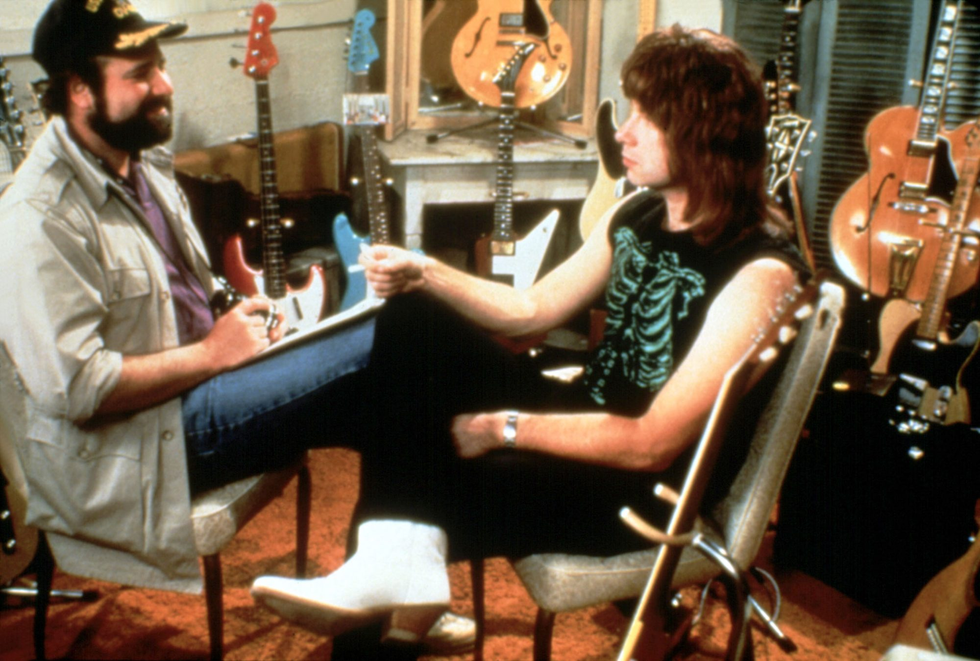 THIS IS SPINAL TAP, ROB REINER, CHRISTOPHER GUEST, 1984