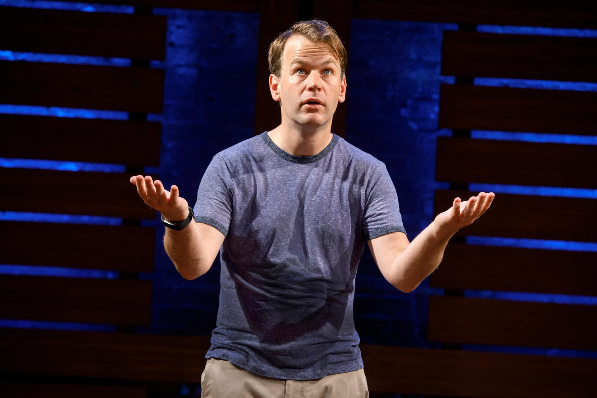 The New OneMike Birbiglia
