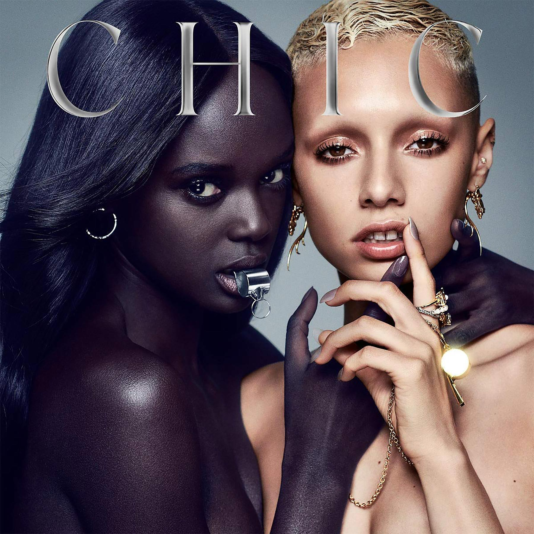 Nile Rogers & Chic, It's About TimeCR: Virgin Int'L