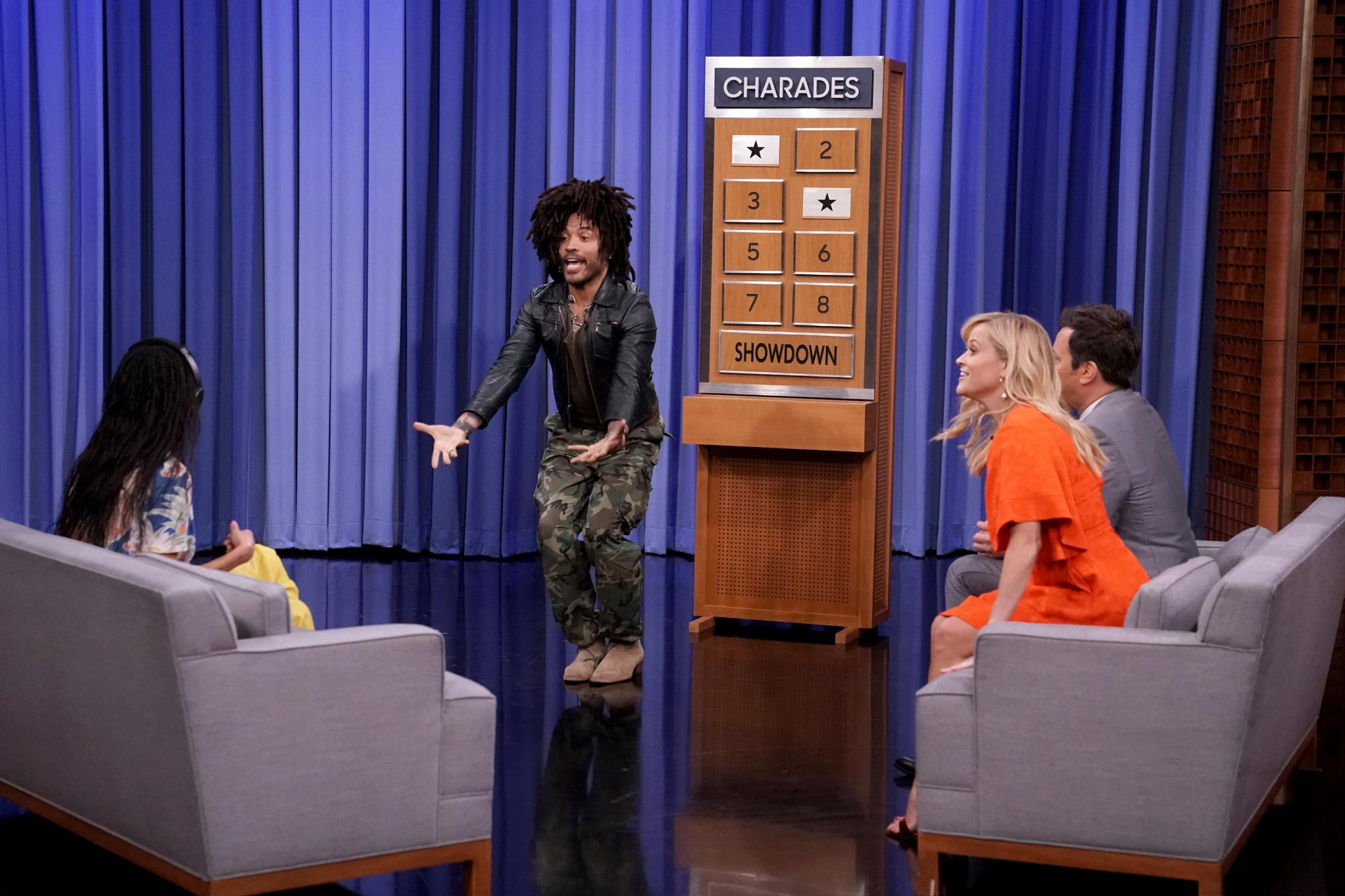 The Tonight Show Starring Jimmy Fallon - Season 5