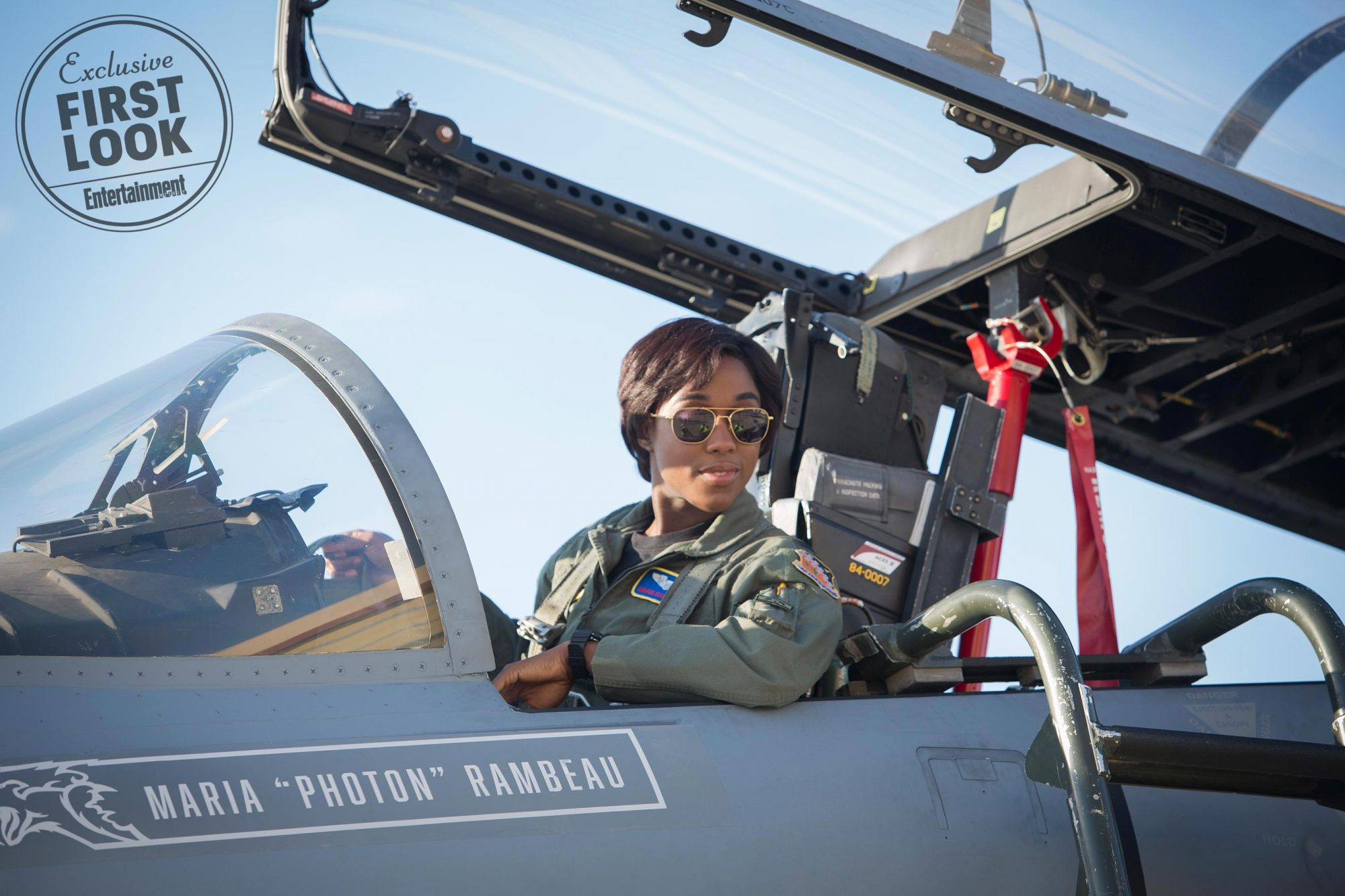Marvel Studios' CAPTAIN MARVELMaria Rambeau (Lashana Lynch)