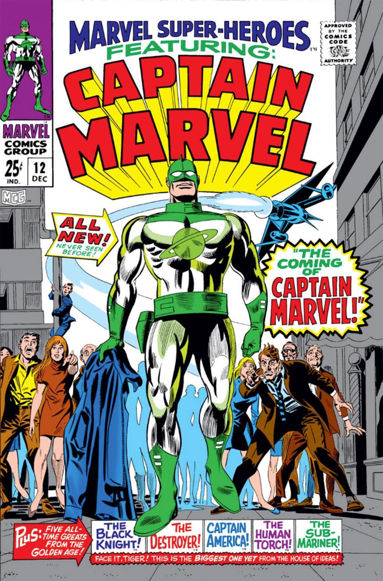 Original Captain Mar-Vell