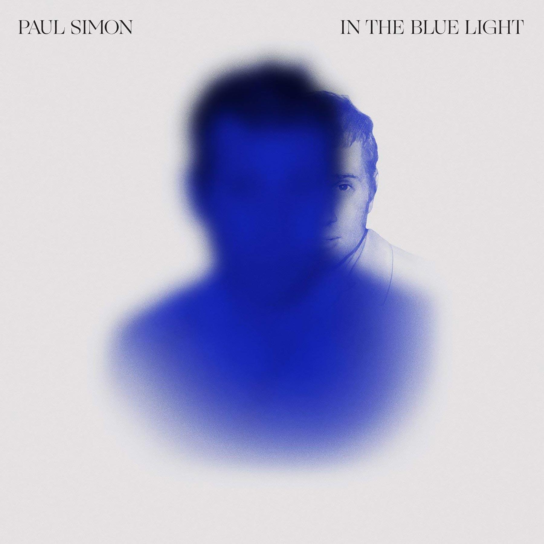 Paul Simon, In the Blue LightCR: SMG