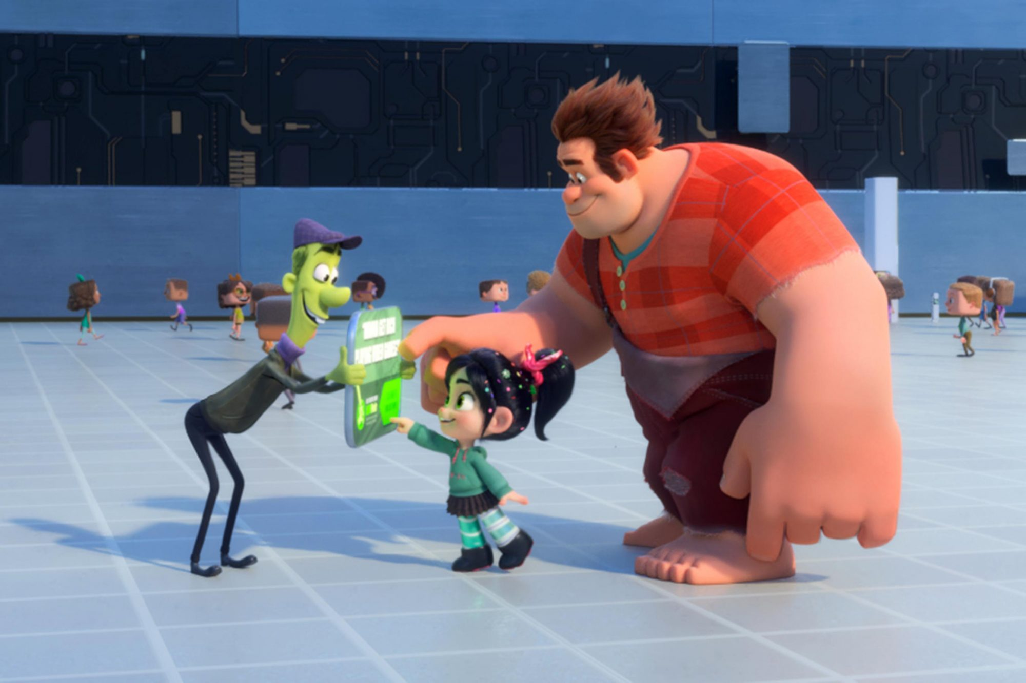 Ralph Breaks The Internet - Best Animated Feature