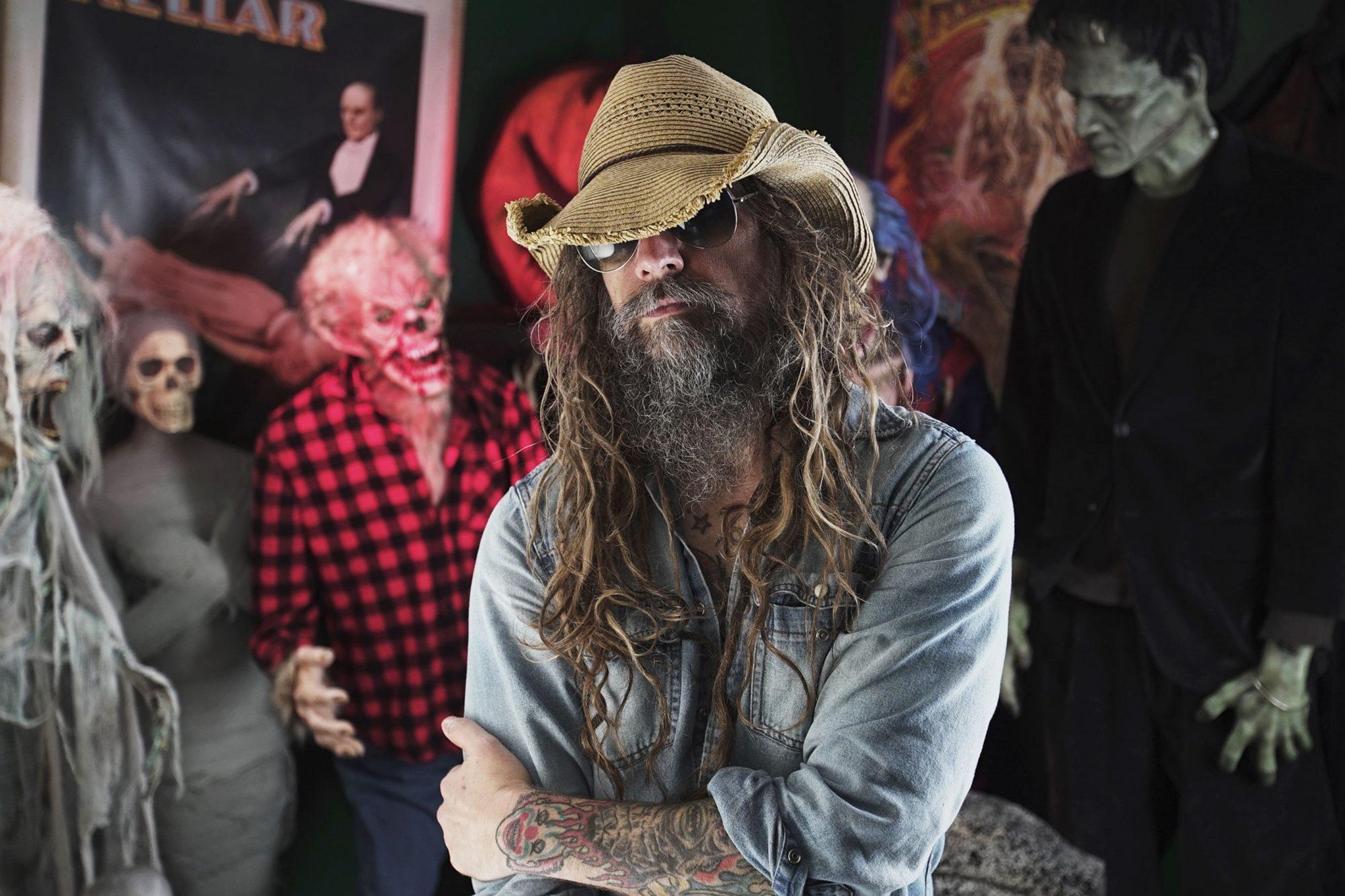 Rob Zombie Headshot - Courtesy HDNET MOVIES