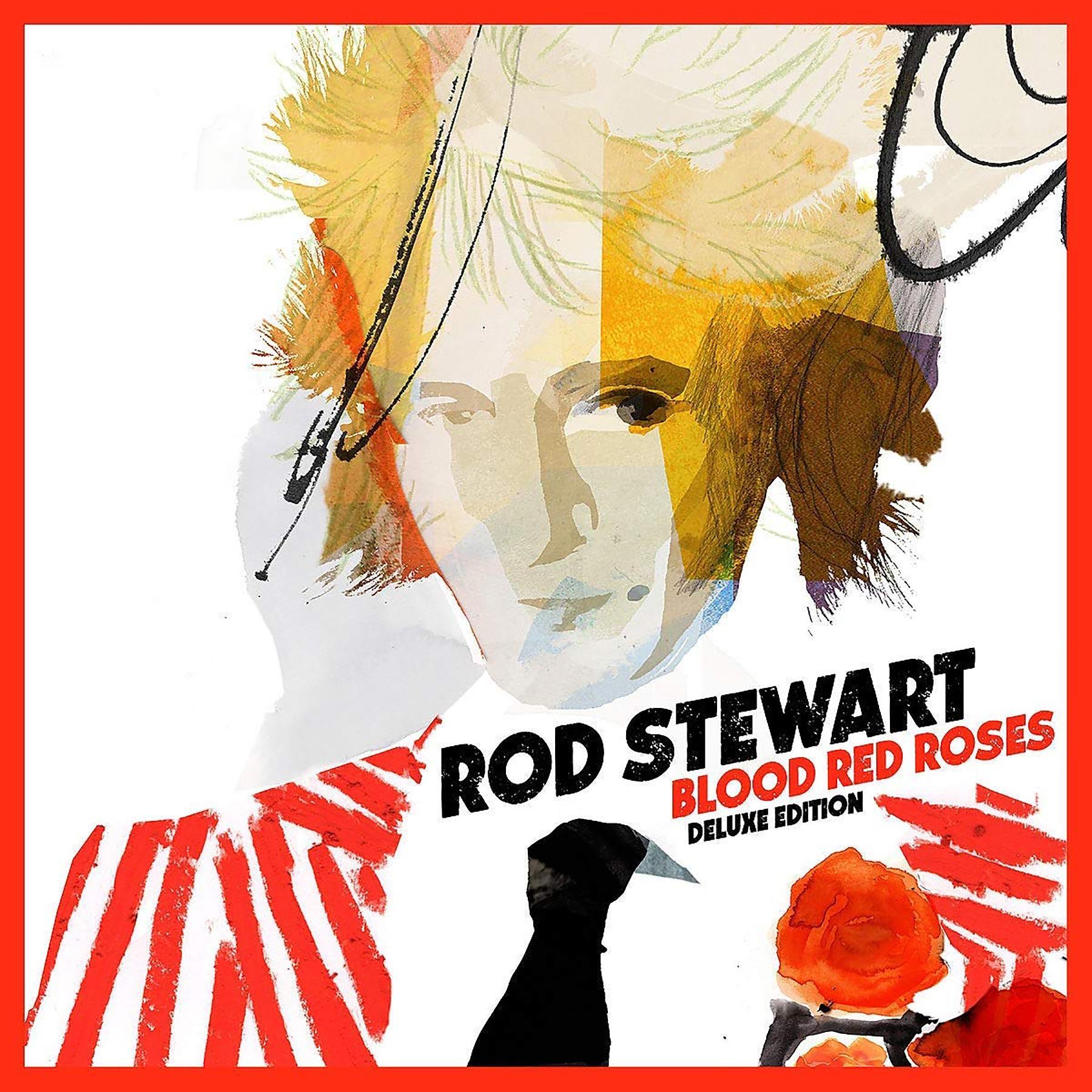 Rod Stewart, Blood Red RosesCR: Republic/Rod Stewart/Decca