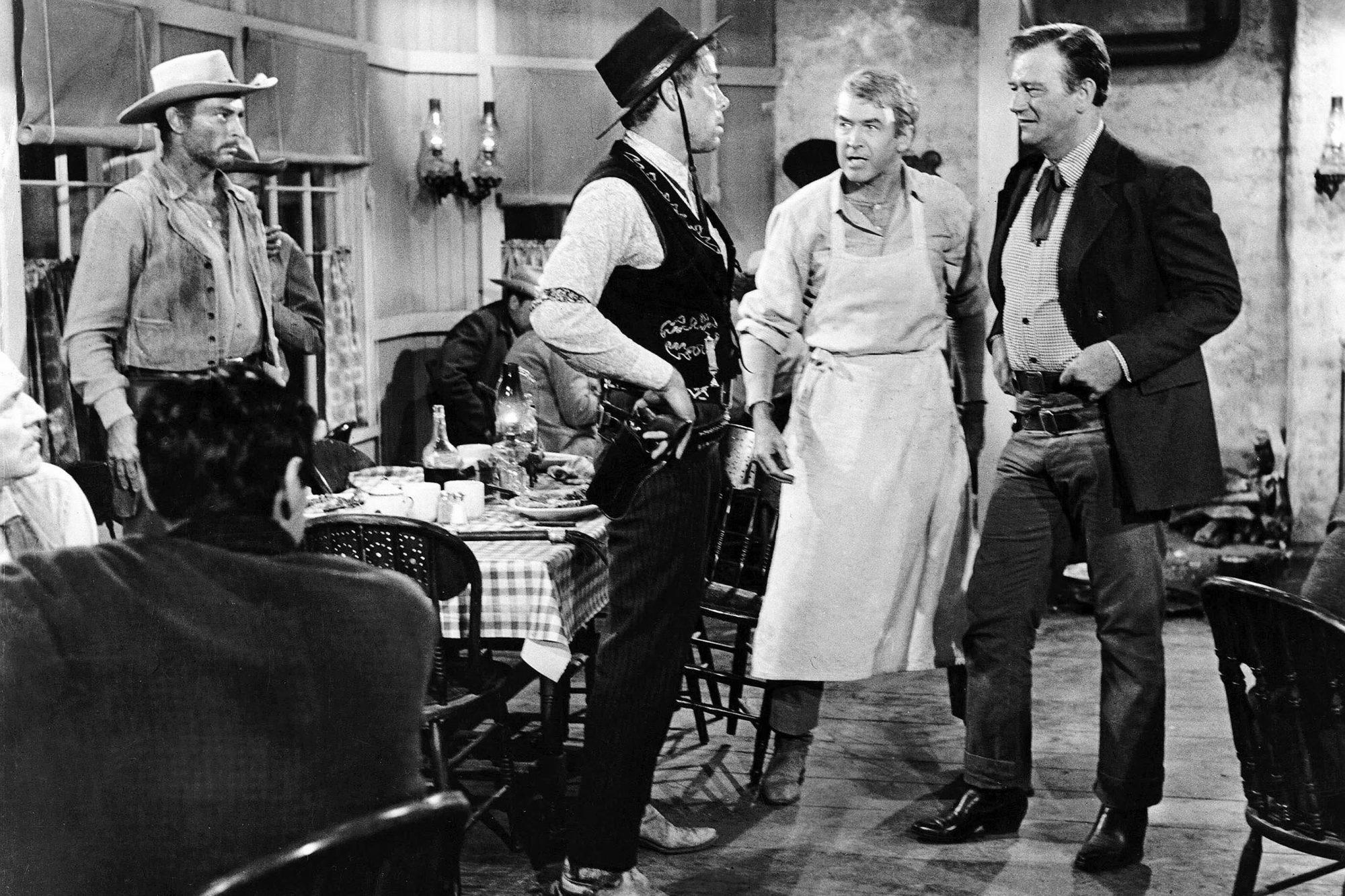 The Man Who Shot Liberty Valance - 1962