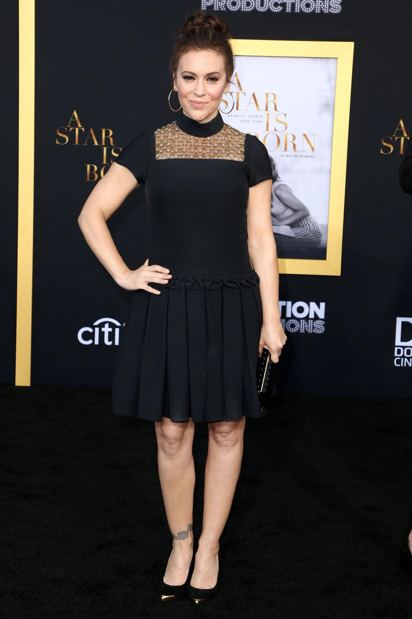 'A Star is Born' film premiere, Arrivals, Los Angeles, USA - 24 Sep 2018