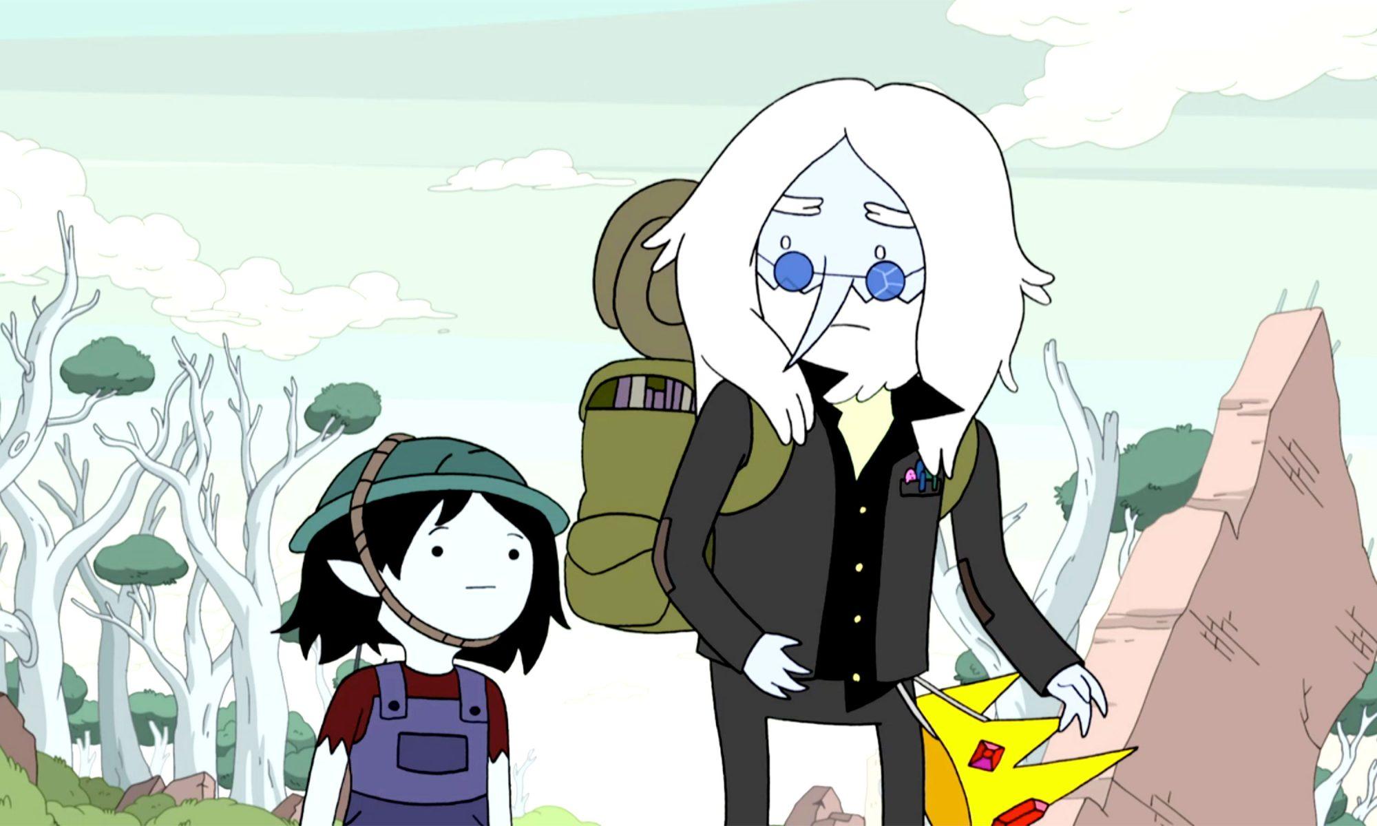 Simon & Marcy, season 5 episode 14