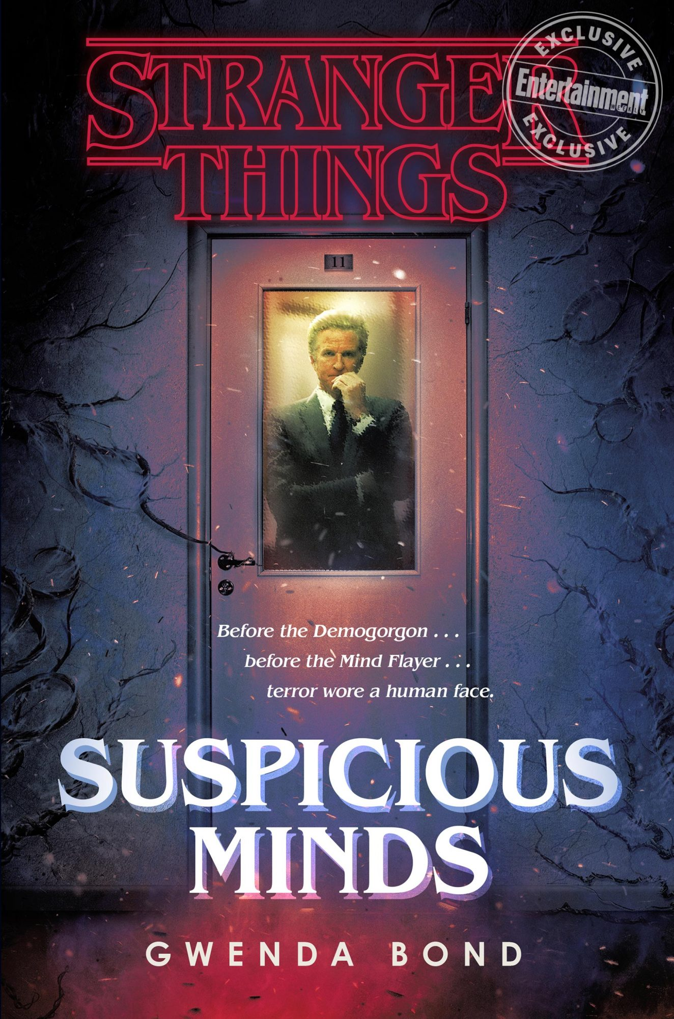 Stranger Things: Suspicious Minds by Gwenda BondCR: TK from David