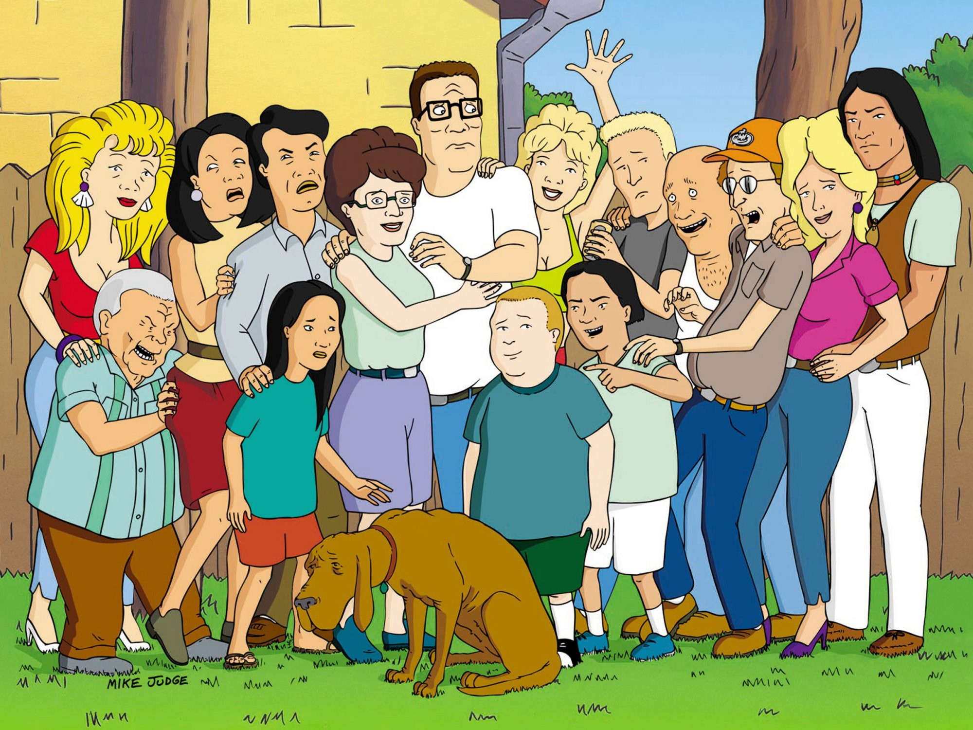 KING OF THE HILL, 1997-, TM and Copyright © 20th Century Fox Film Corp. All rights reserved, Courtes