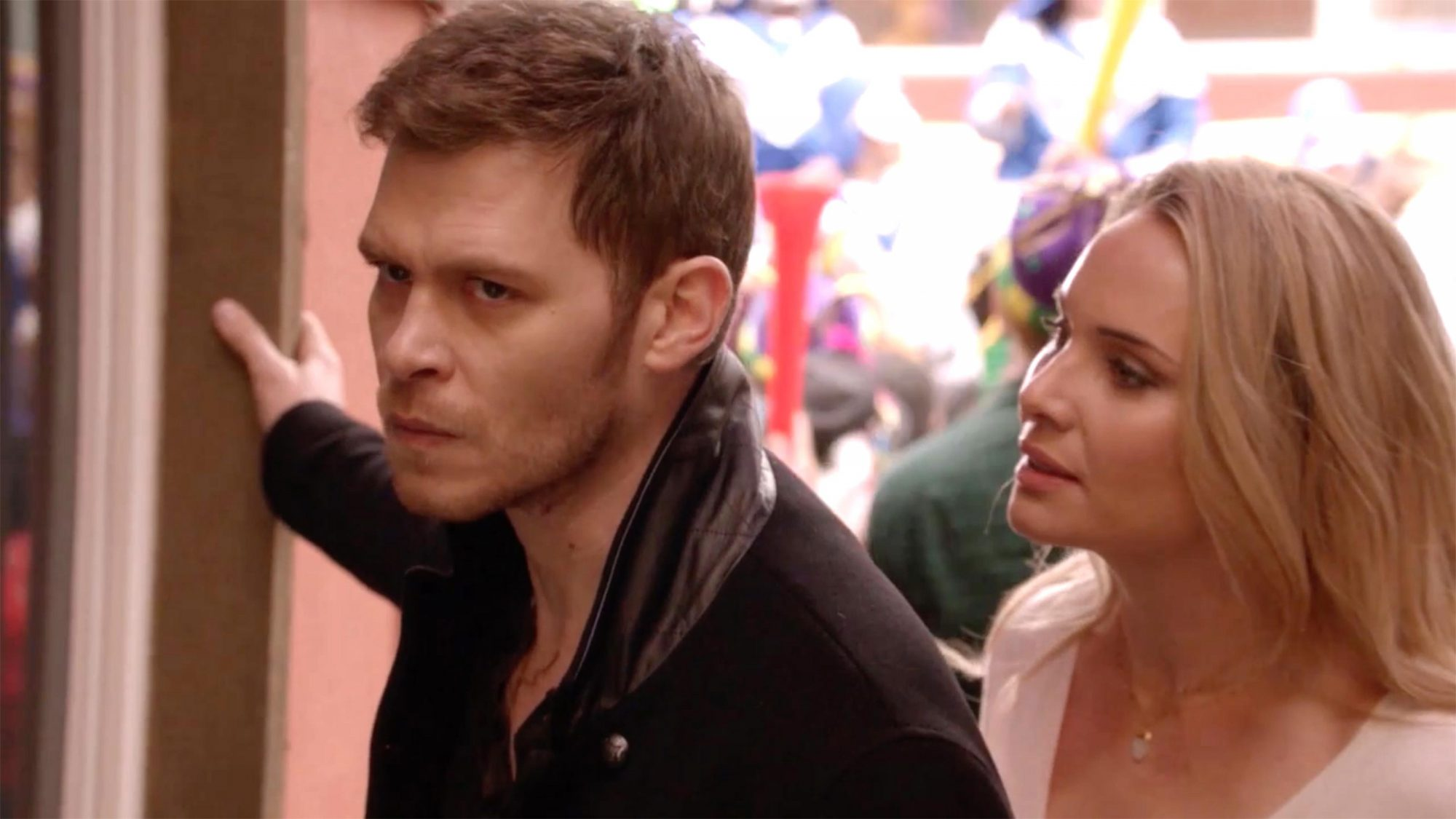'The Originals' deleted sceneKlaus and Cami (screen grab)CR: The CW