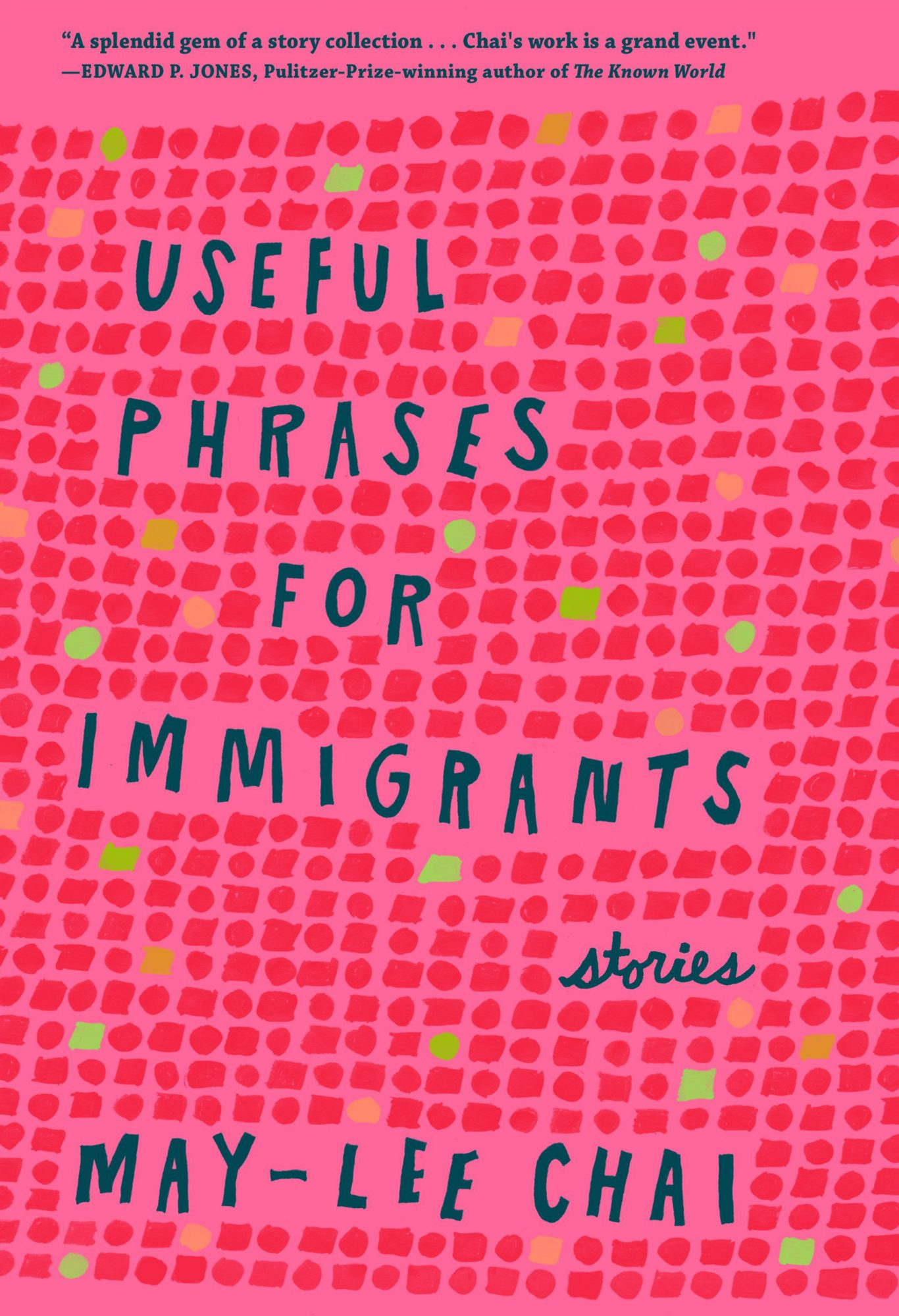 Useful Phrases for Immigrants by May-Lee ChaiCredit: Blair