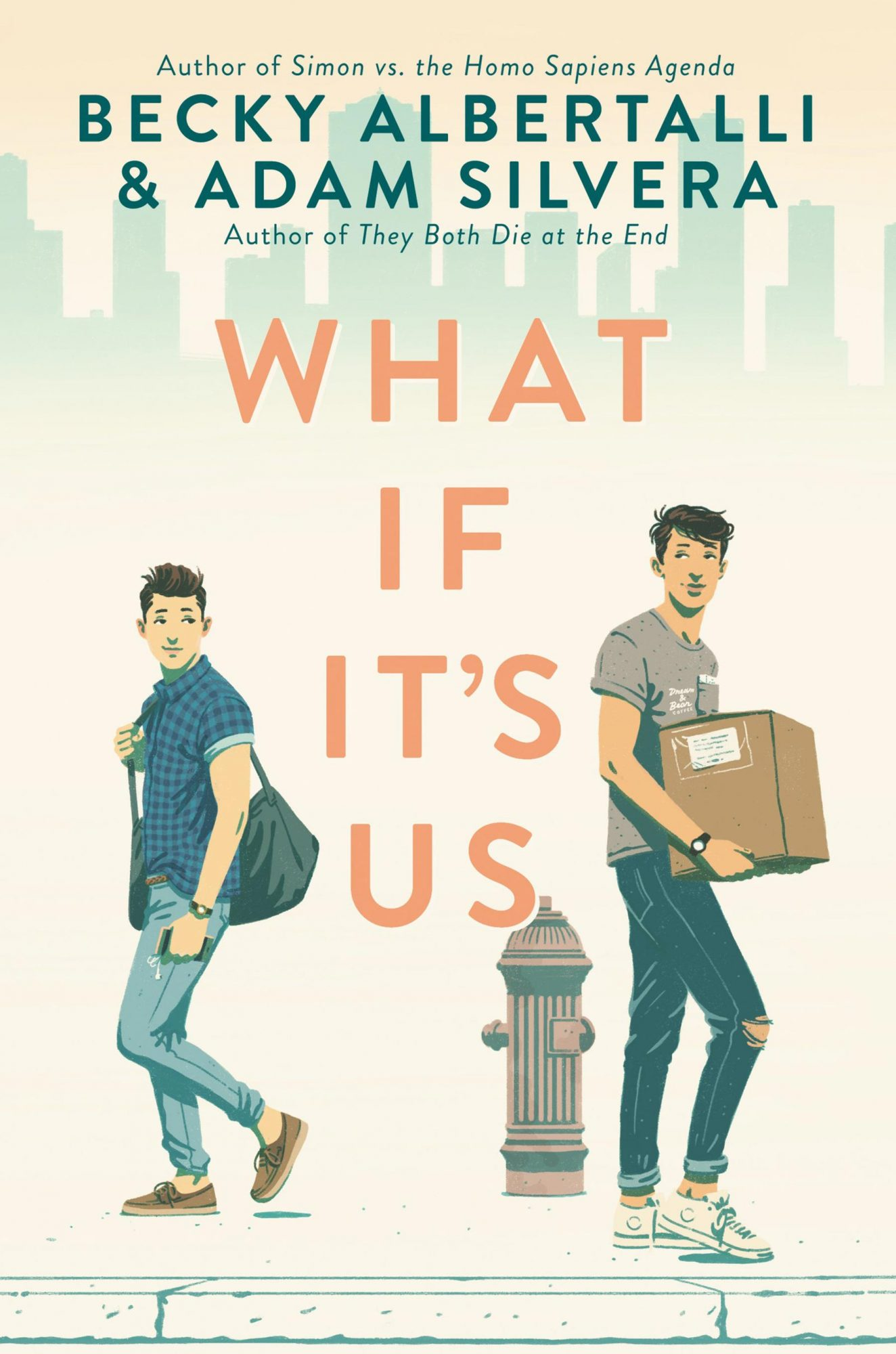 What If It's Us by Adam Silvera and Becky AlbertalliCredit: HarperTeen