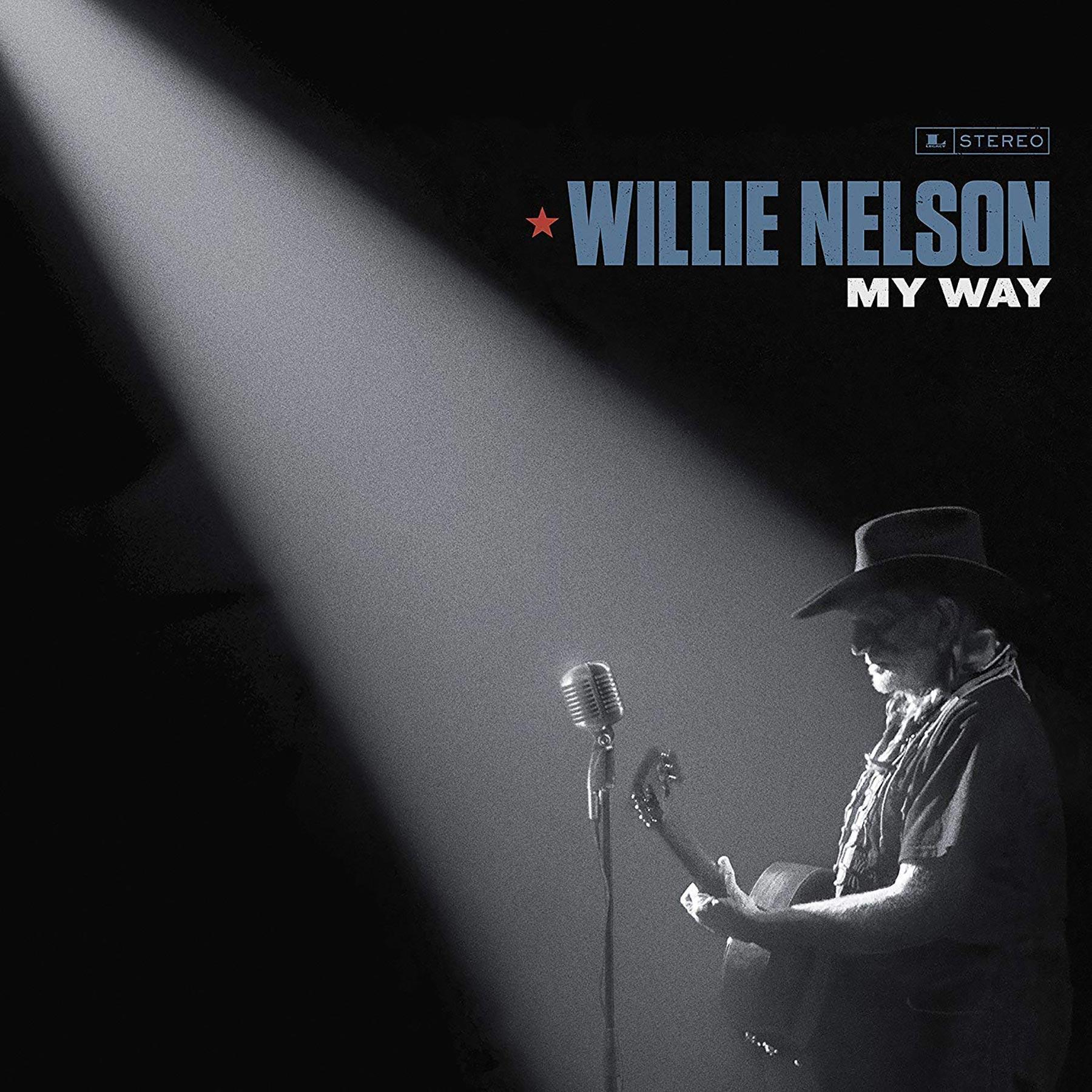 Willie Nelson, My WayCR: Sony Legacy