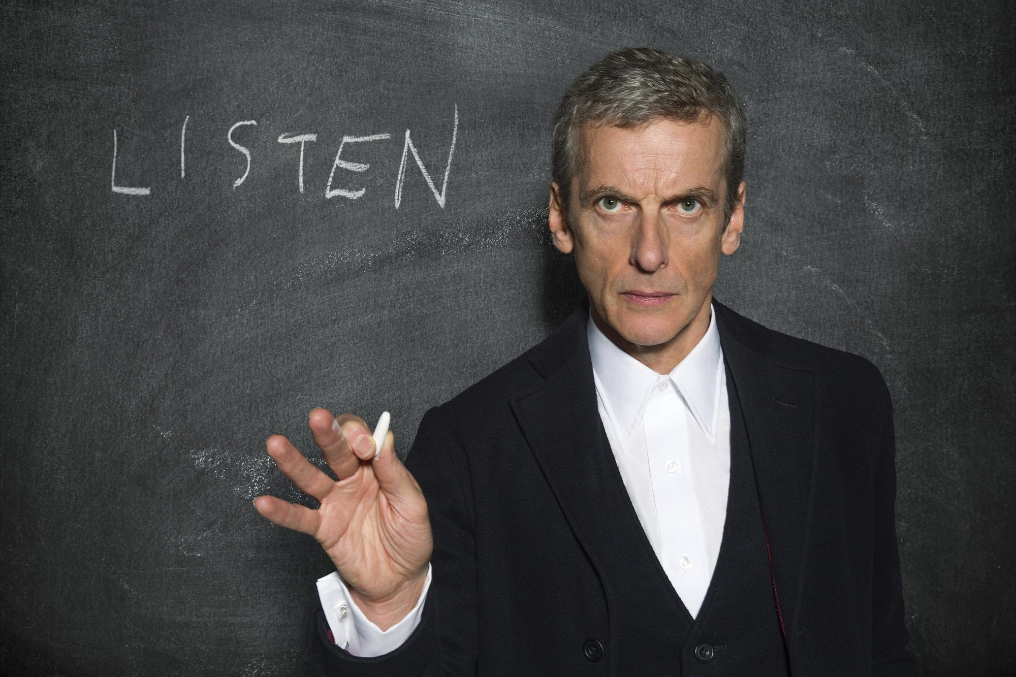 Doctor WhoSeason 8, Episode 4, 2014Tthe Doctor (Peter Capaldi)