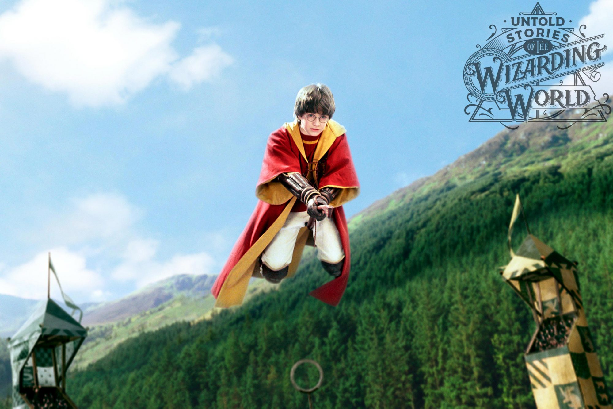Harry Potter and the Sorcerer's StoneHarry Potter (DANIEL RADCLIFFE)