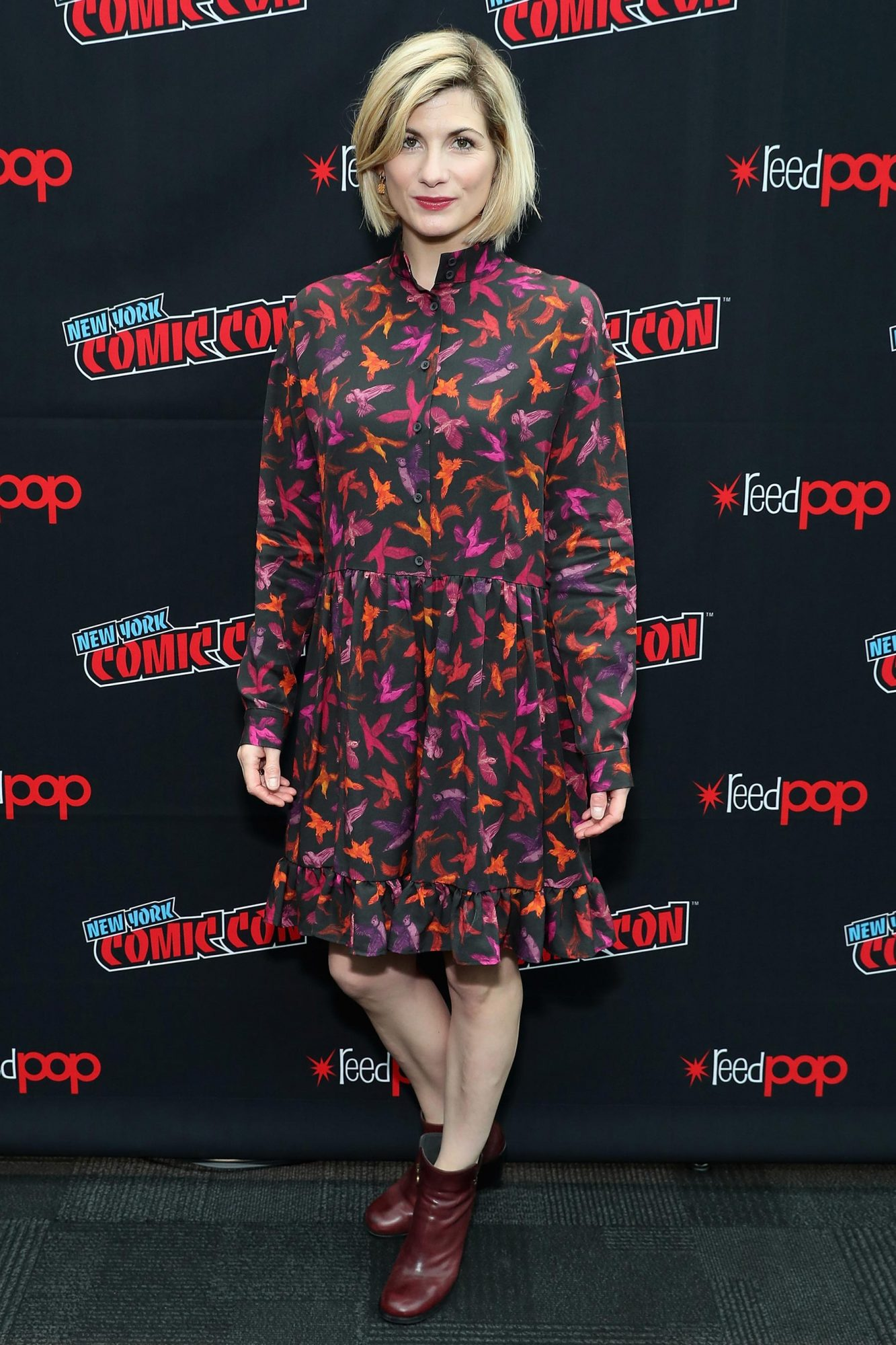BBC America's Doctor Who Global Premiere At New York Comic Con