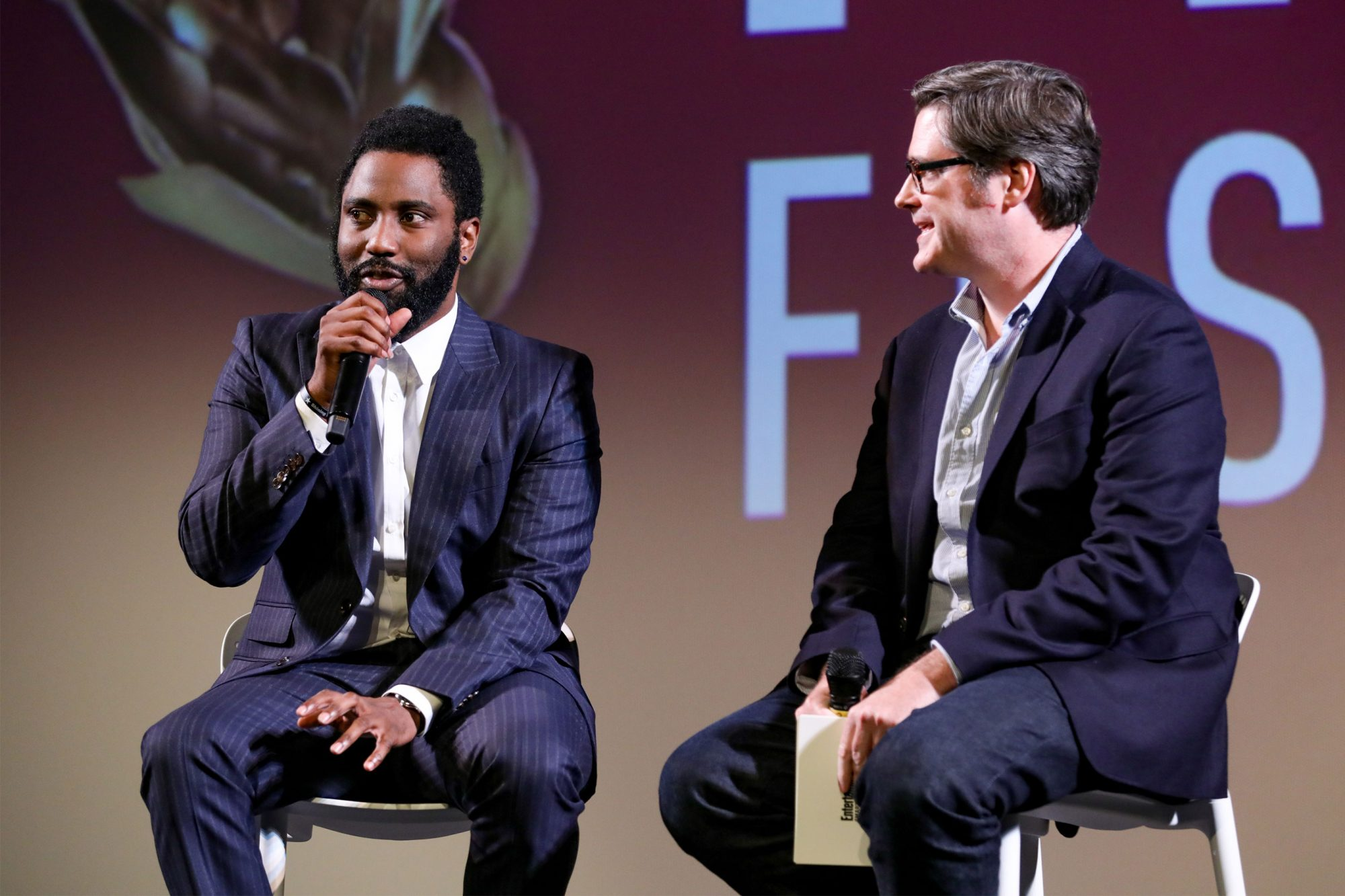 "21st SCAD Savannah Film Festival -  John David Washington Distinguished Performance Award Presentation & ""BlacKkKlansman"" Screening"