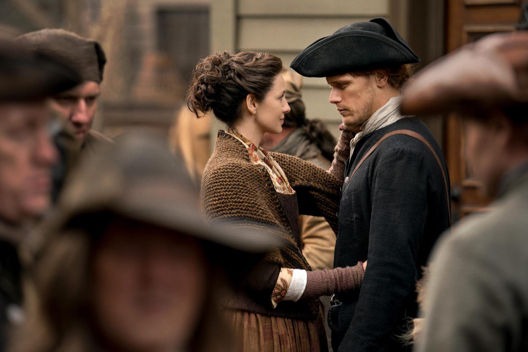 Outlander Recap Season 4 Episode 1 Ew Com